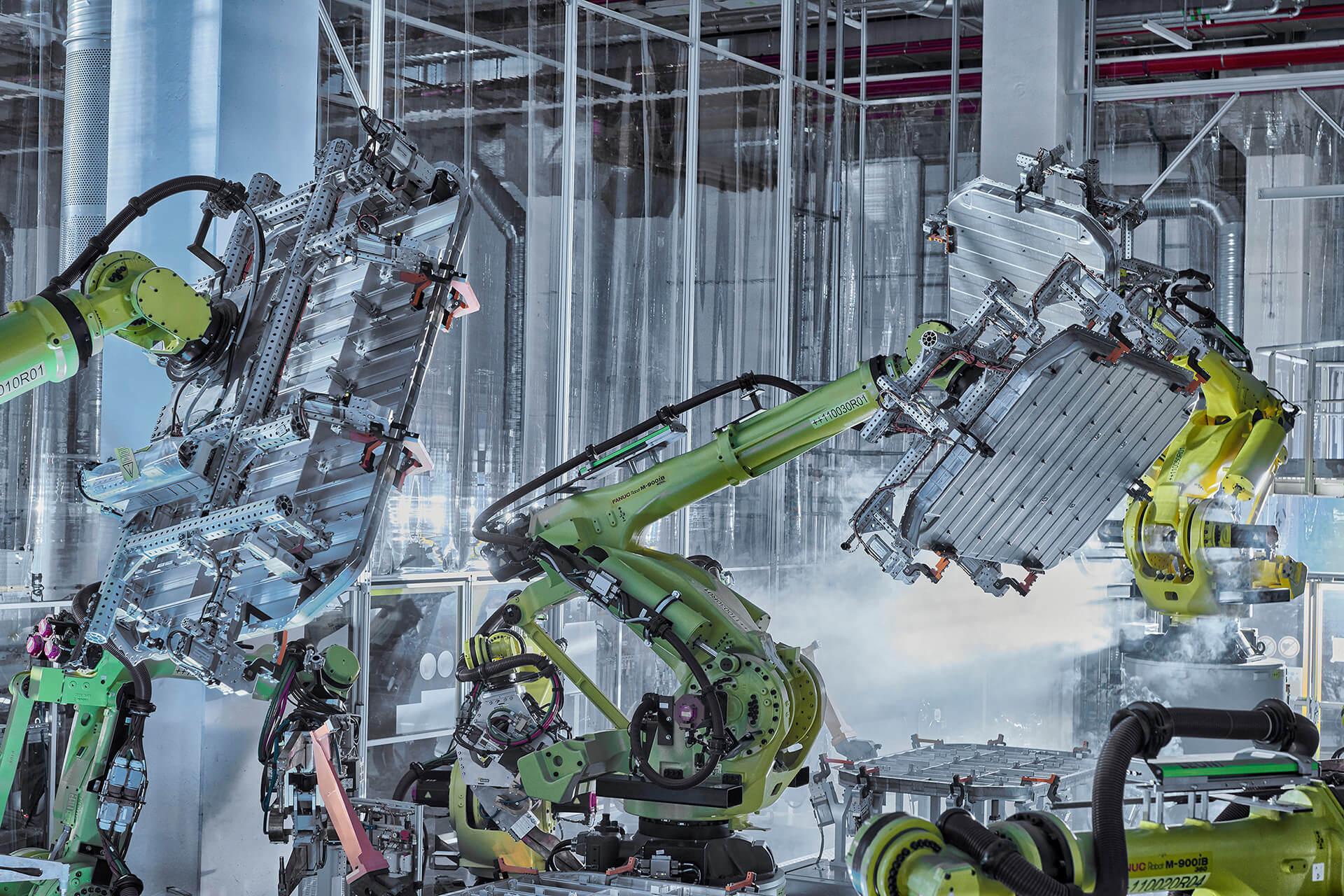 Η Audi επενδύει στην ηλεκτροκίνηση - Brussels Plant