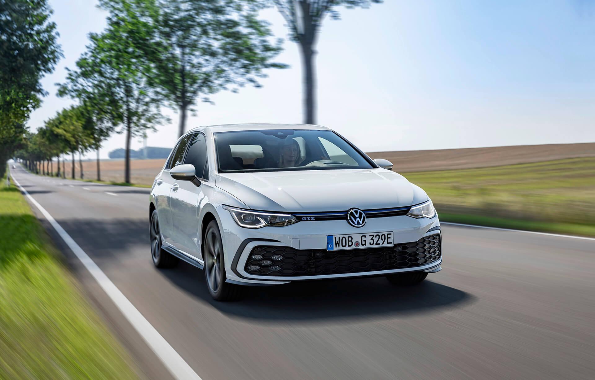 Νέο Volkswagen Golf GTE