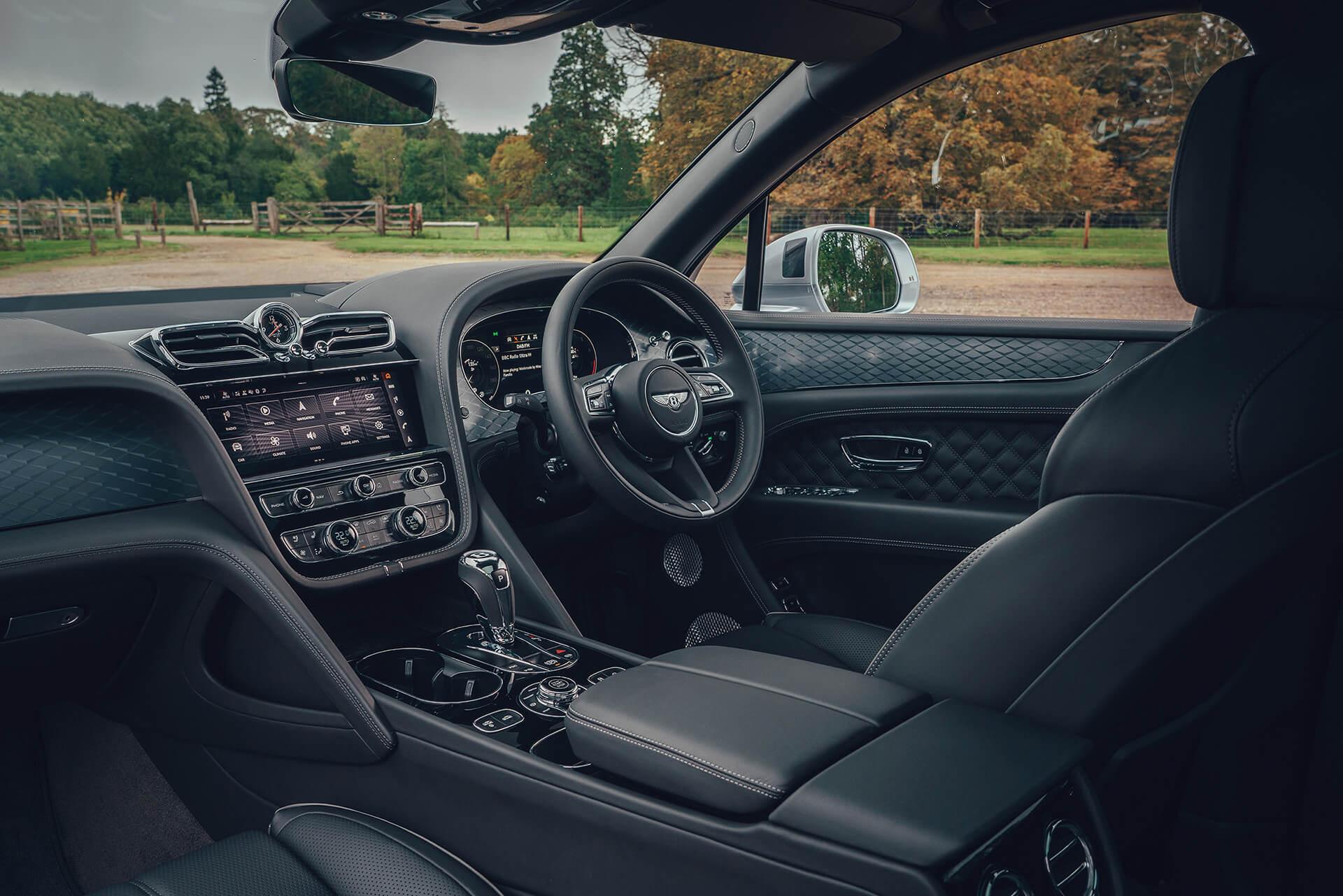Bentley Bentayga  -  Εσωτερικό - Πολυτελές SUV