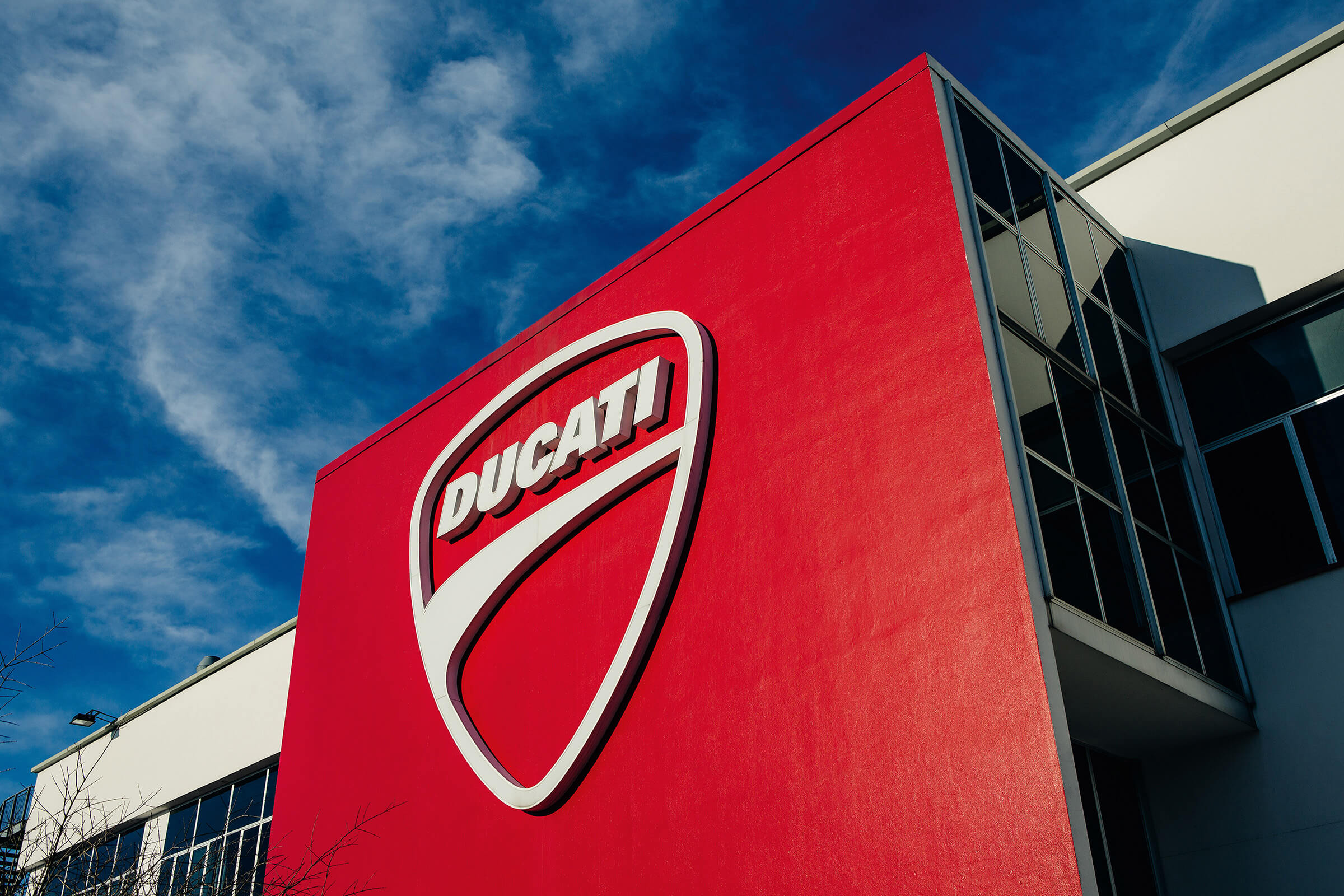 Ducati Motor Holding SPA