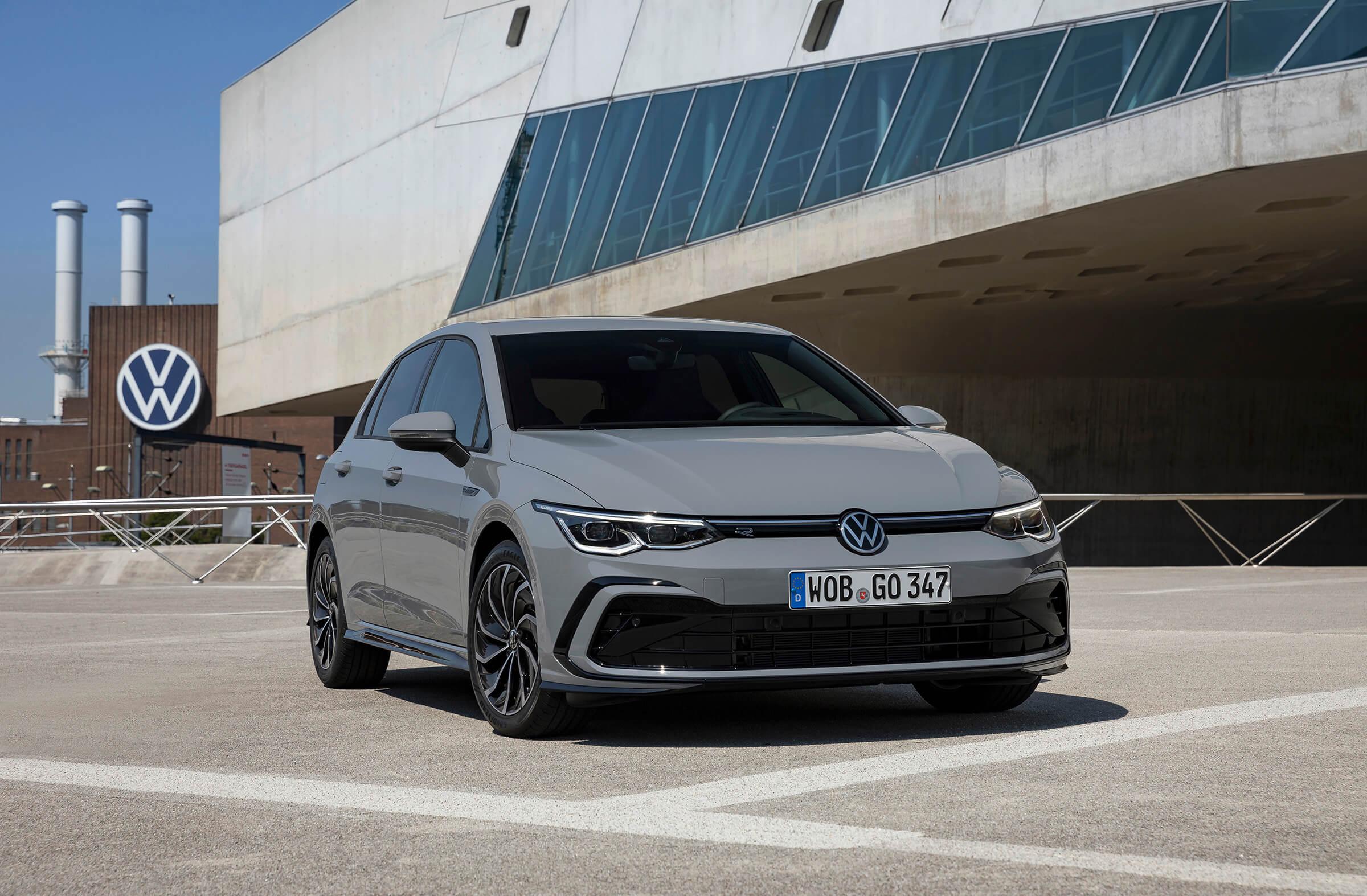 Volkswagen Golf - Νο1 στις πωλήσεις στην Ευρώπη για το 2020