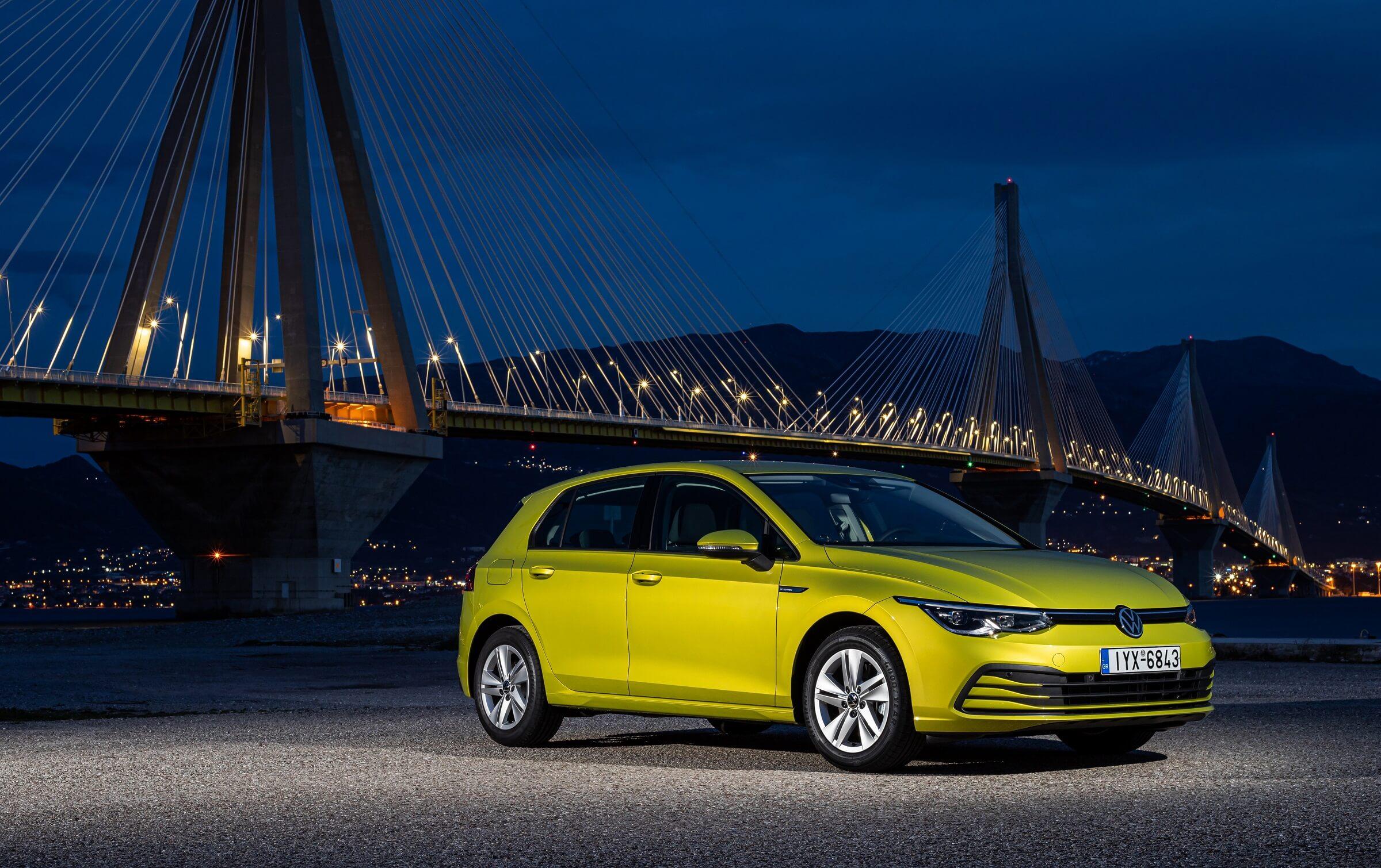 Νέο Volkswagen Golf