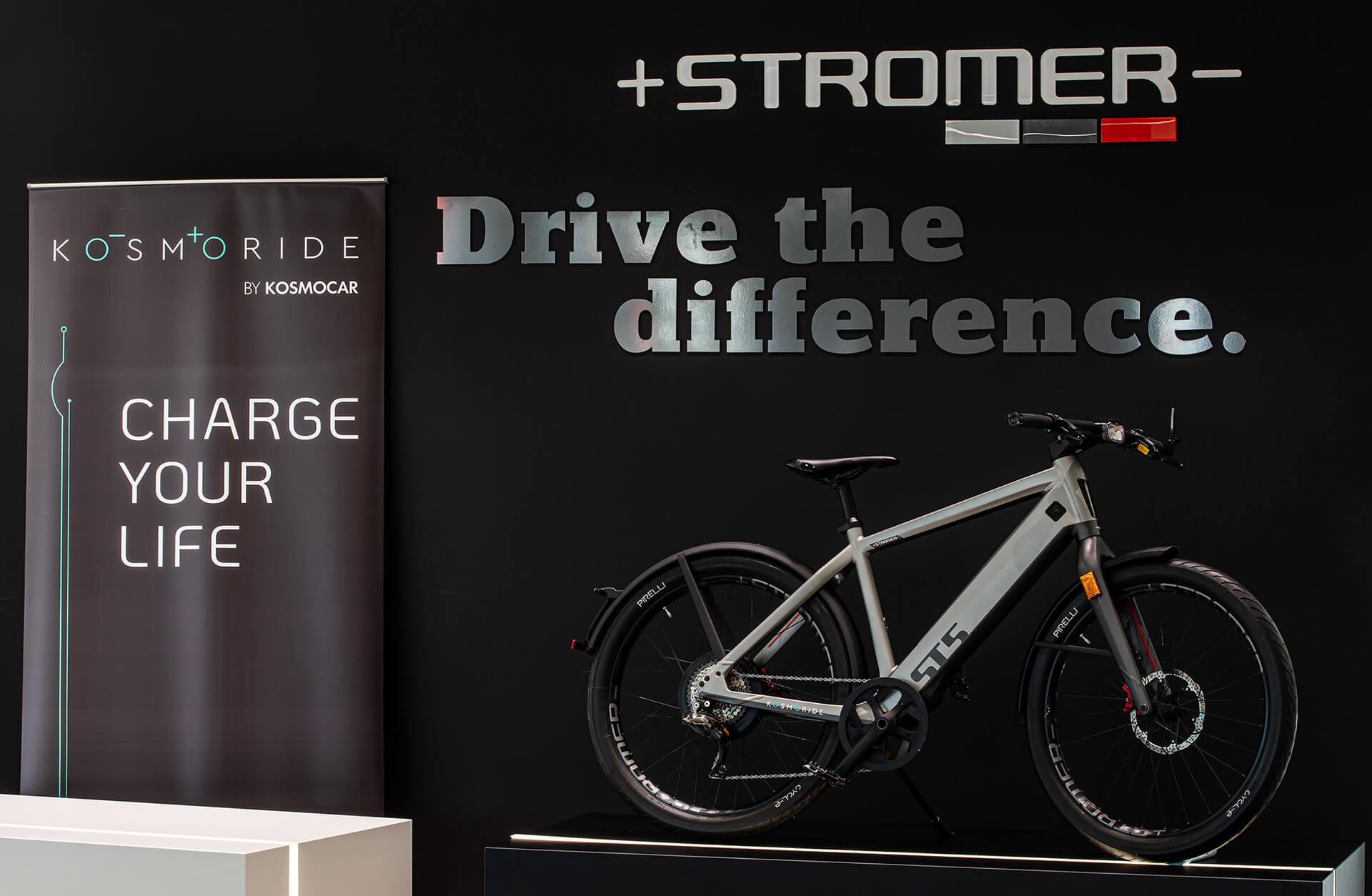 Kosmoride - Stromer retailer of the year 2020
