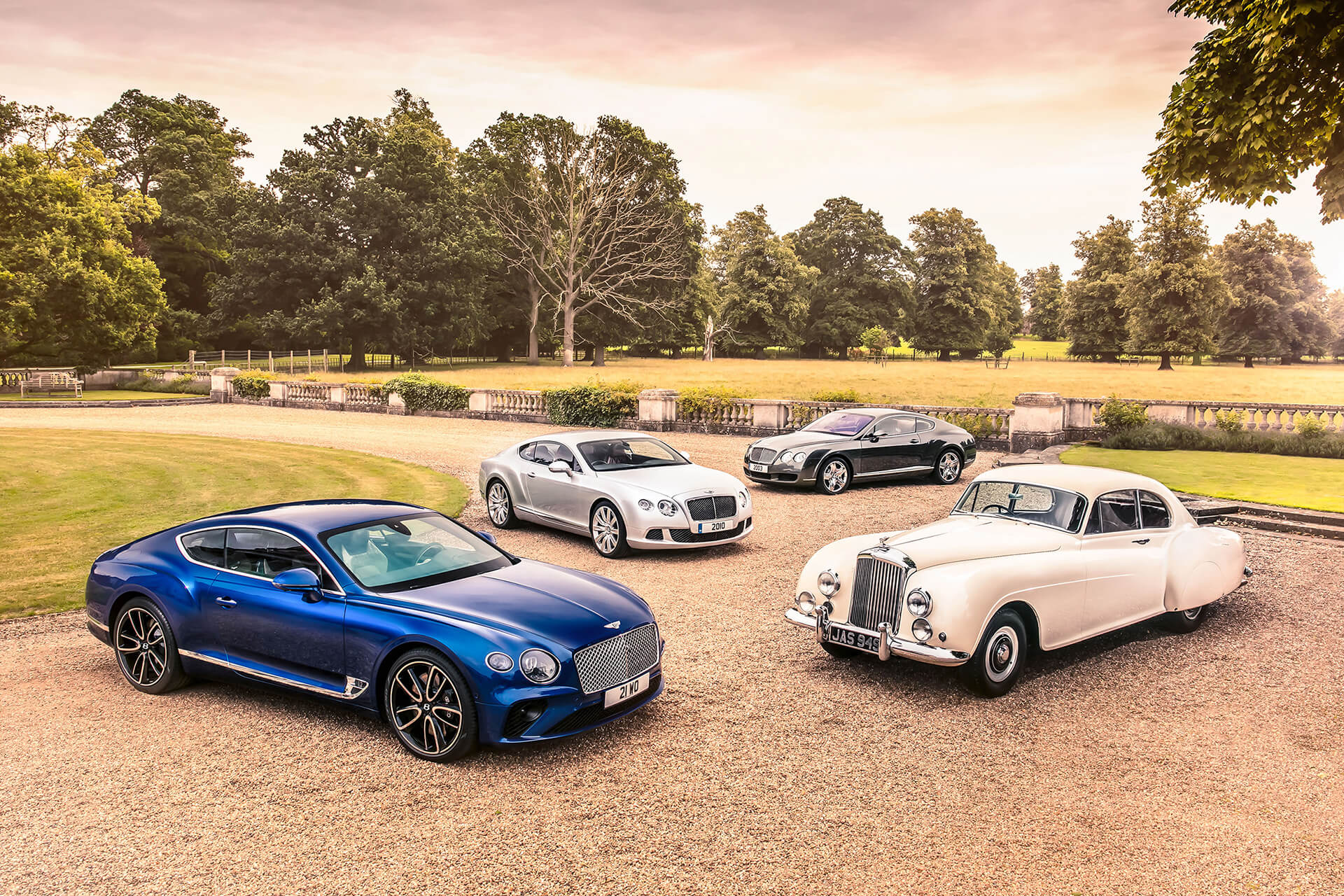 BENTLEY 80.000th Continental GT