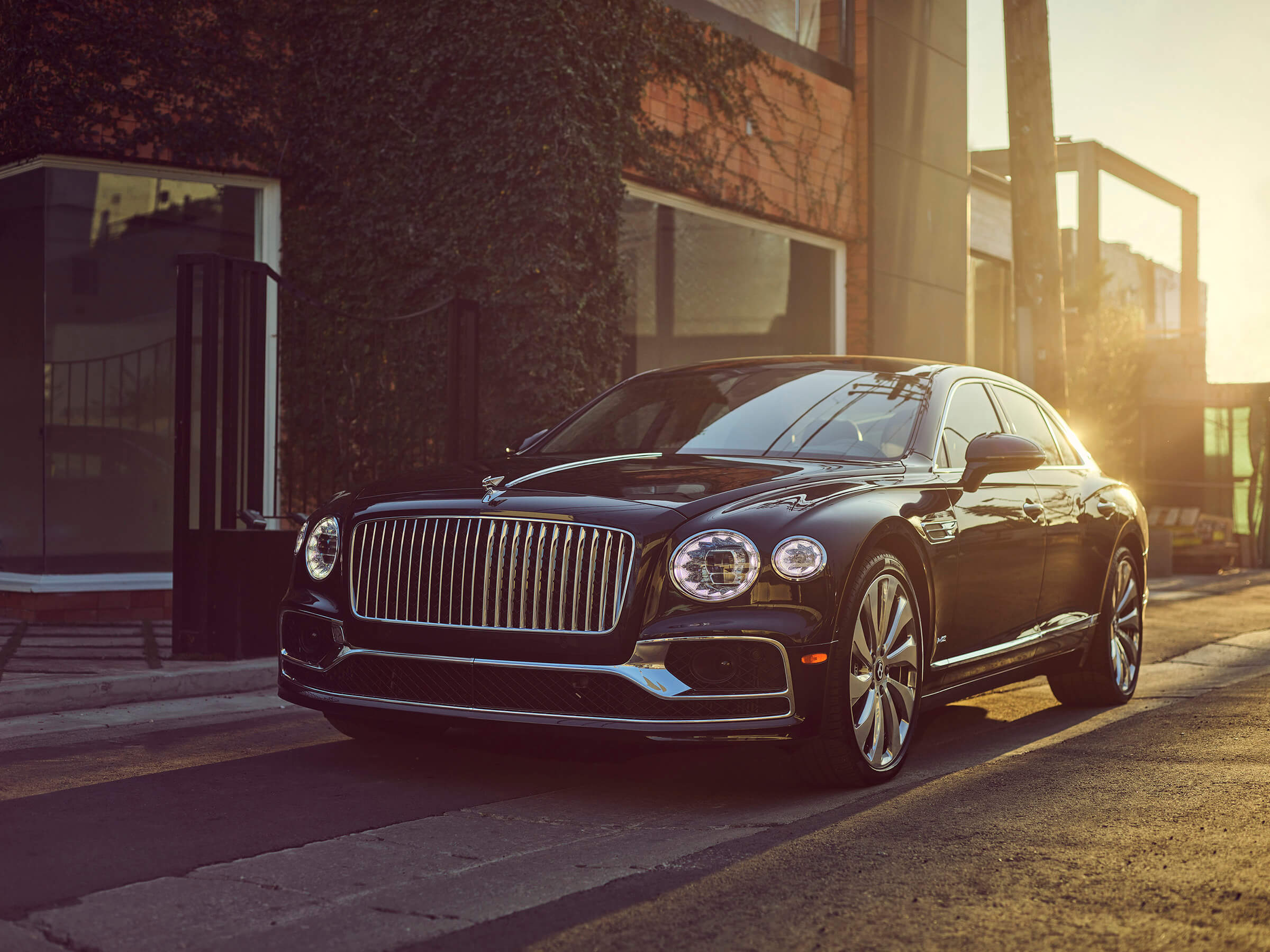 BENTLEY Flying Spur W12 Award