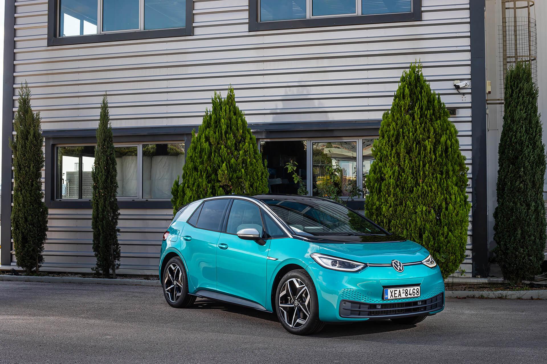 VW ID.3 - Νέο design για μια νέα εποχή