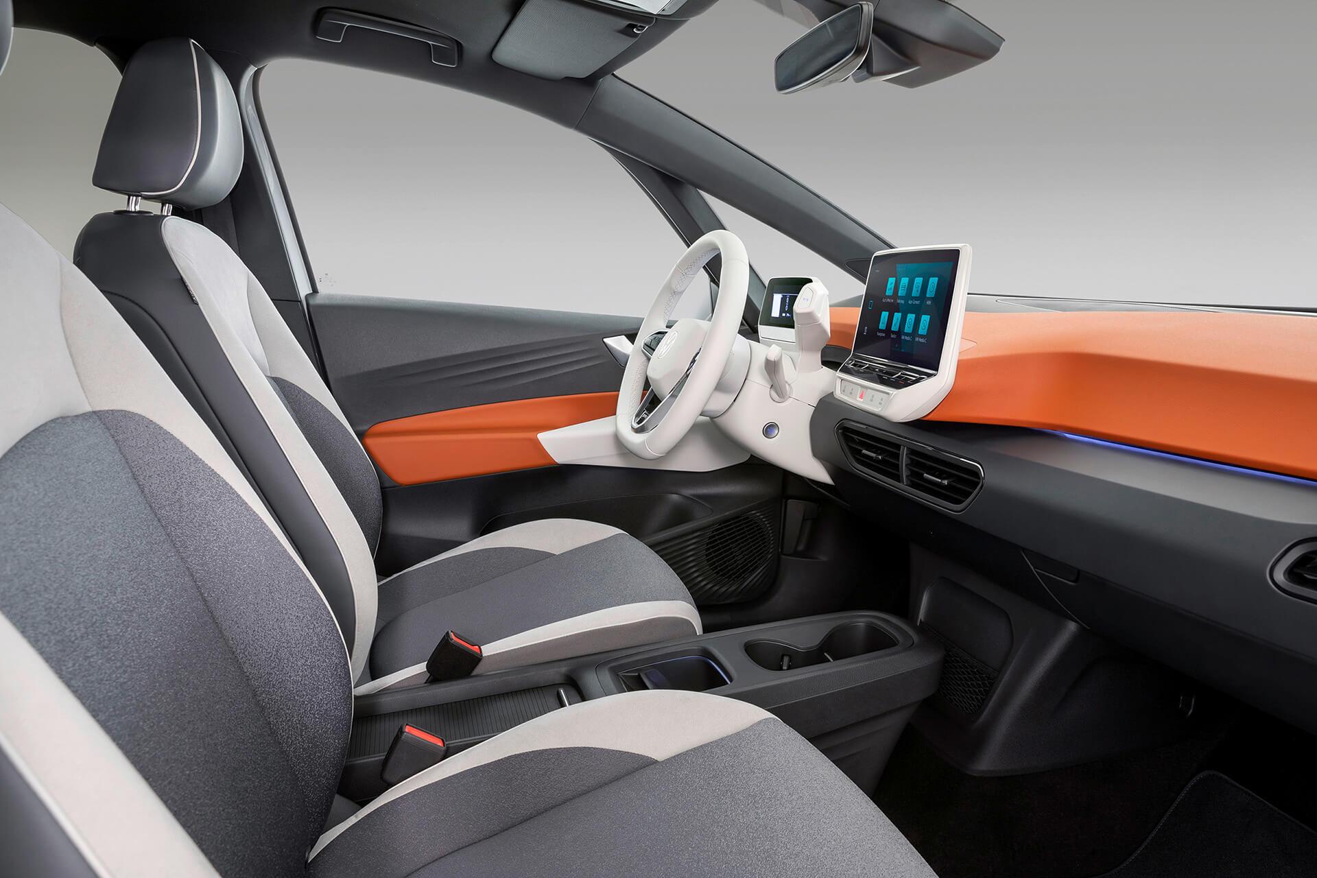 VW ID.3 - Εσωτερικό