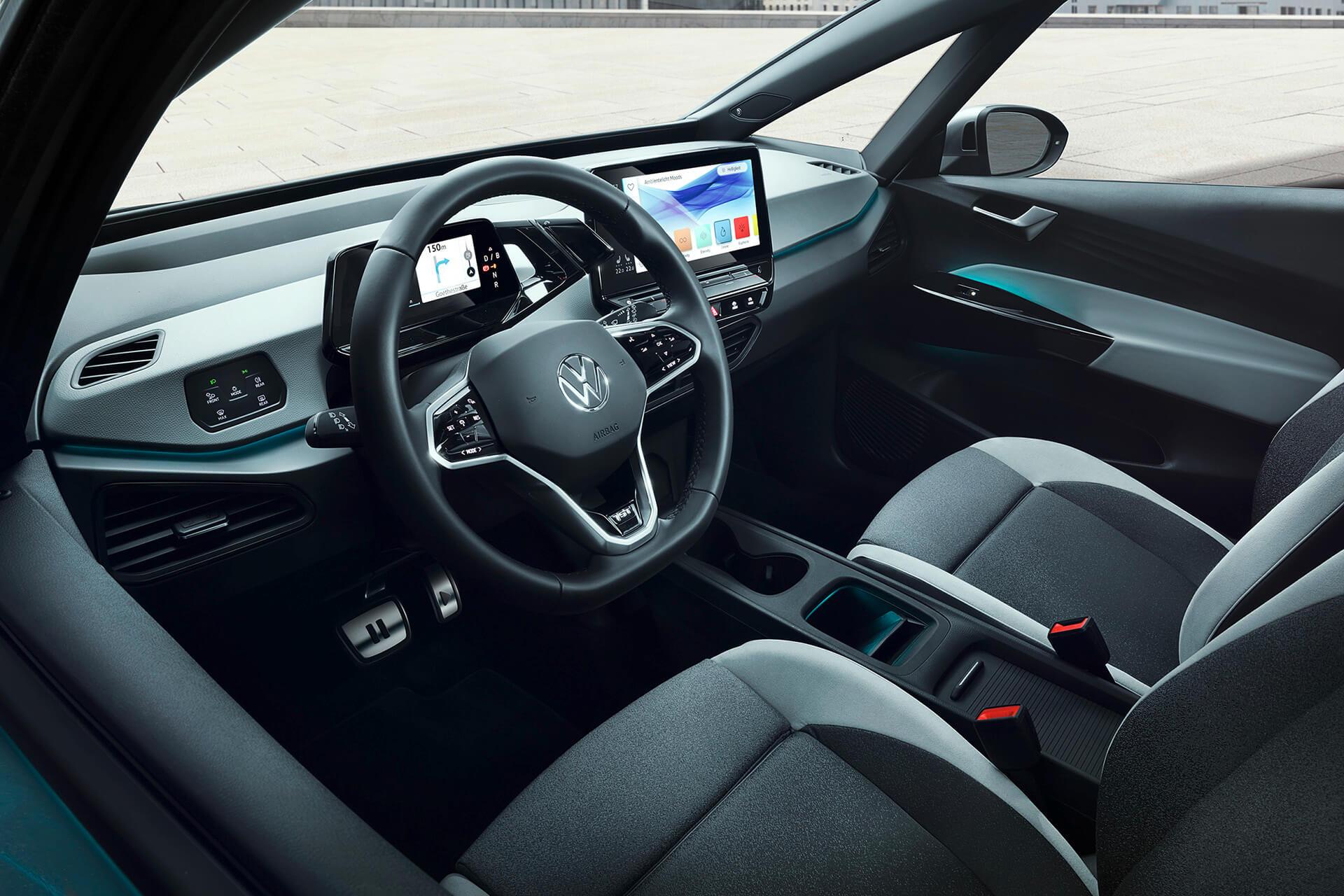 VW ID.3 - Πακέτα εσωτερικού