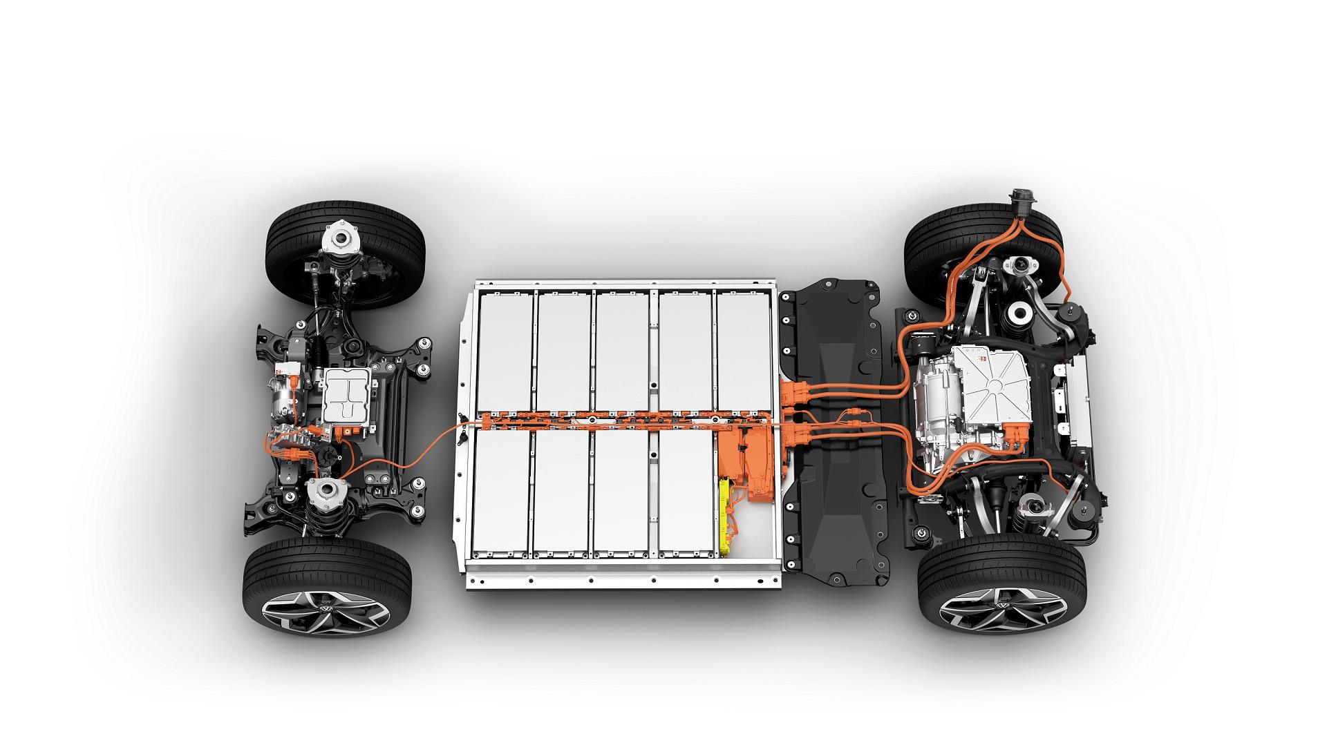 VW ID.3 - Αρθρωτή πλατφόρμα για την ηλεκτροκίνηση