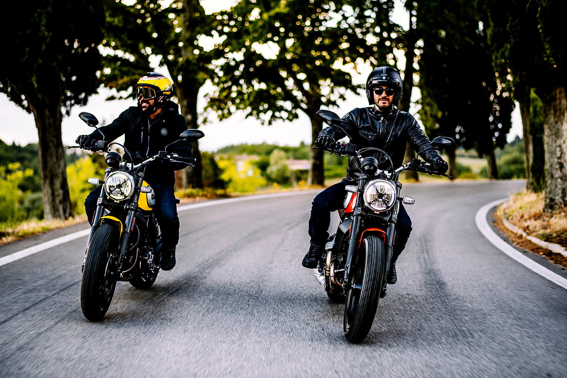 Scrambler Ducati - Καμπάνια END OF SEASON με προσφορές υψηλών ταχυτήτων