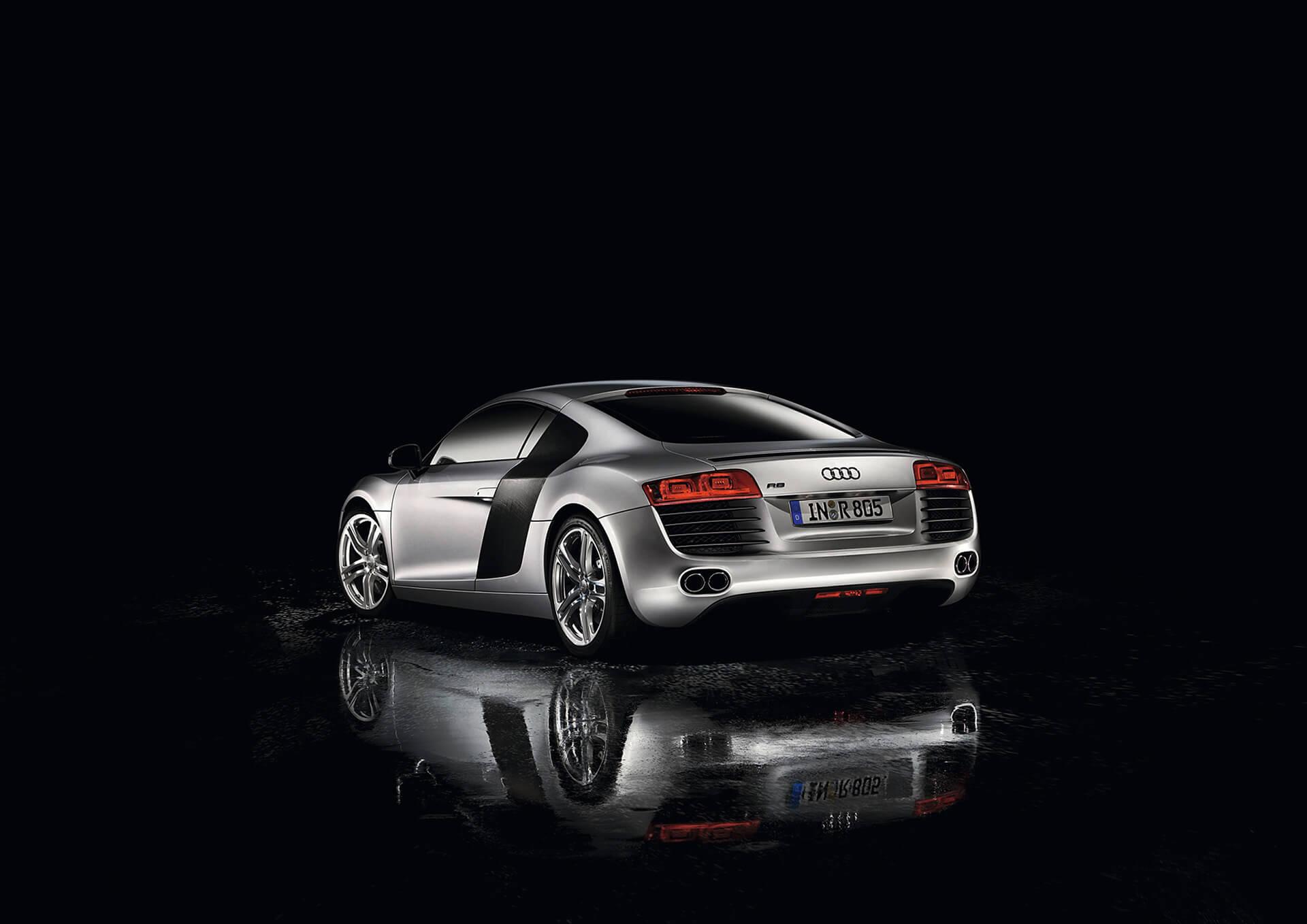 2007, η χρονιά που πρωτοκυκλοφόρησε το σπορ αυτοκίνητο υψηλών επιδόσεων Audi R8