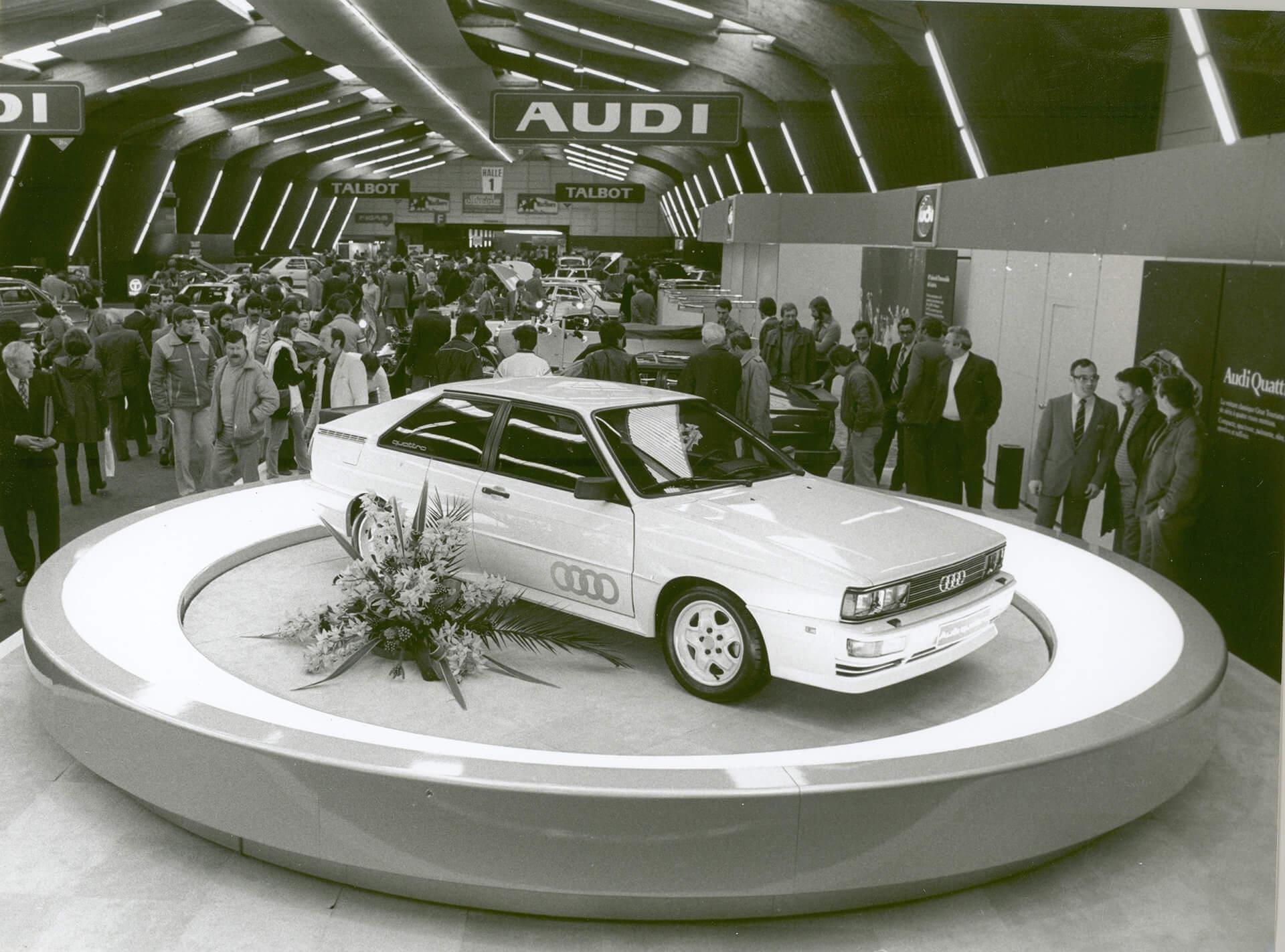 49.900 γερμανικά μάρκα (25.590 €) ήταν η βασική τιμή του αρχικού Audi quattro