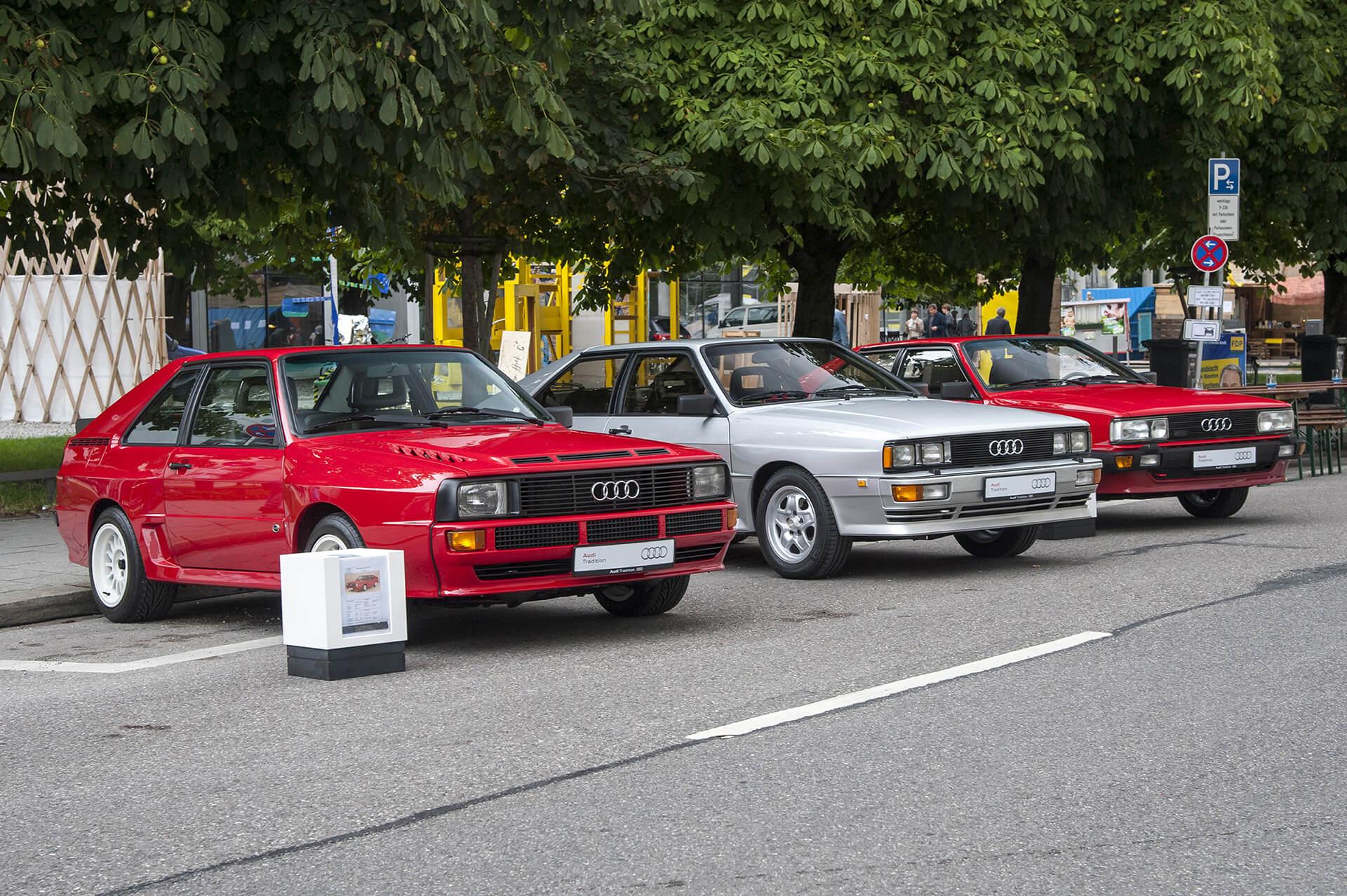 11.452 μονάδες του αρχικού quattro κατασκευάστηκαν μεταξύ 1980 και 1991
