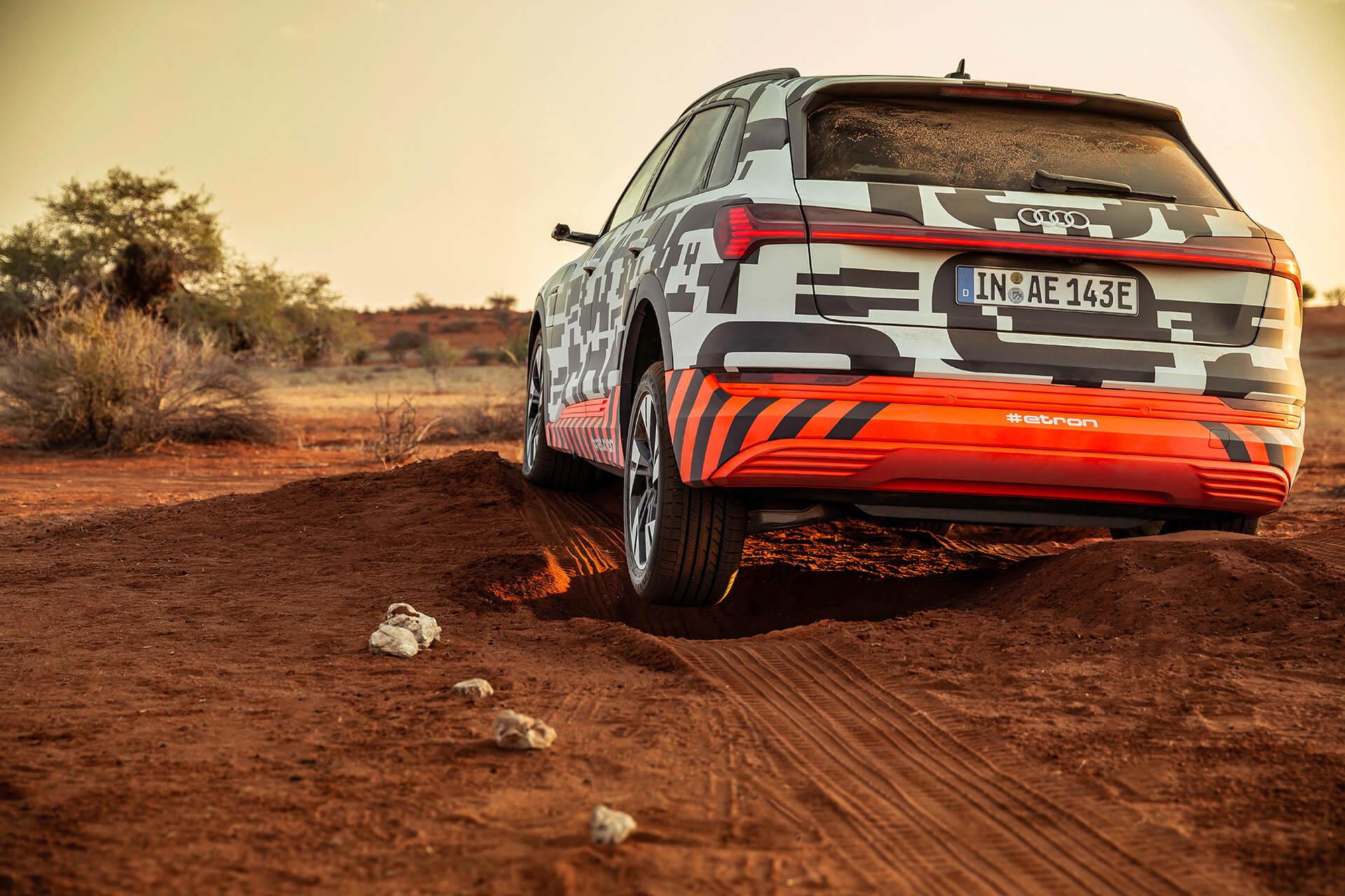 Audi Quattro - Audi e-tron