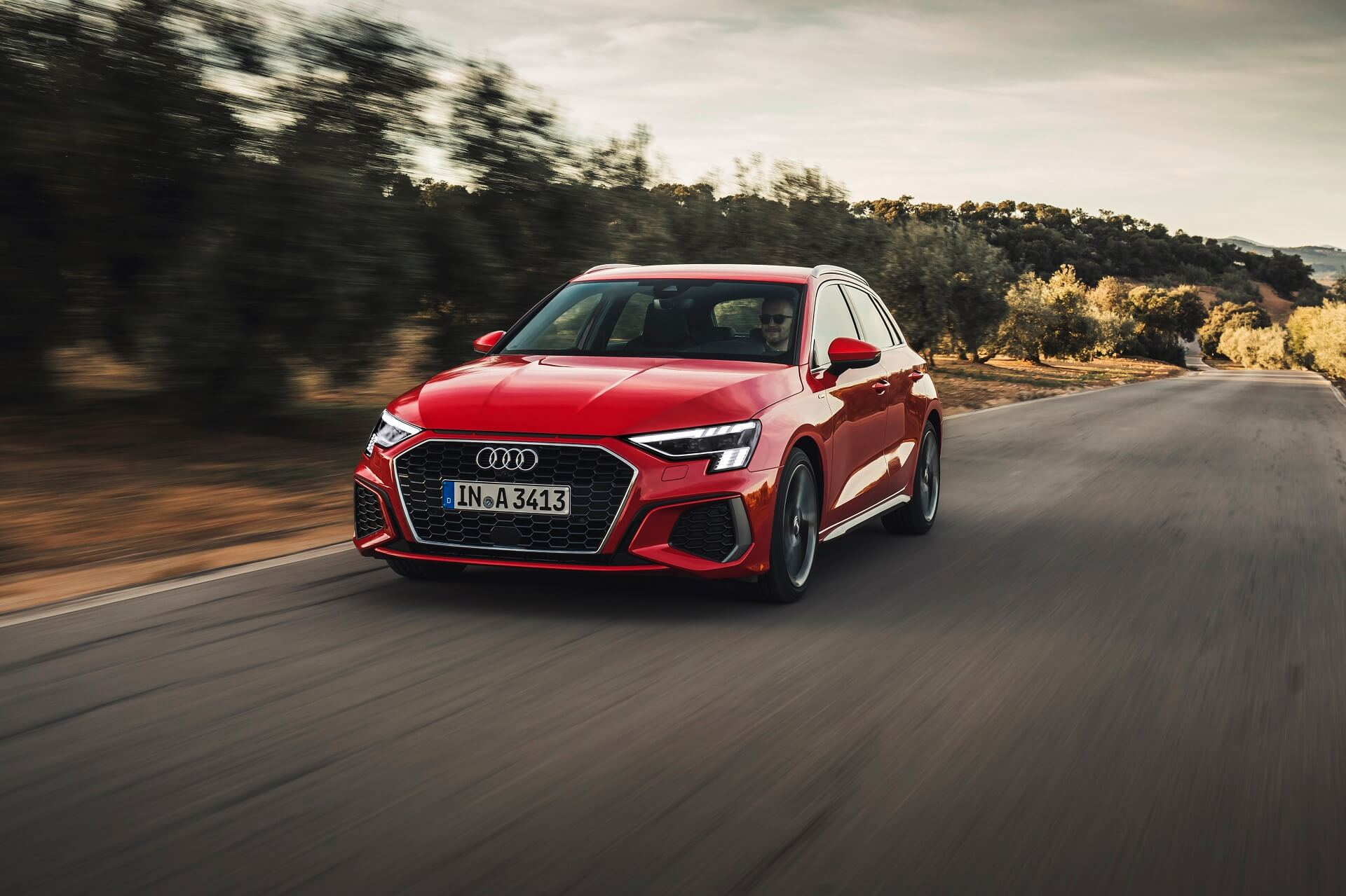 Audi quattro - Audi Α3
