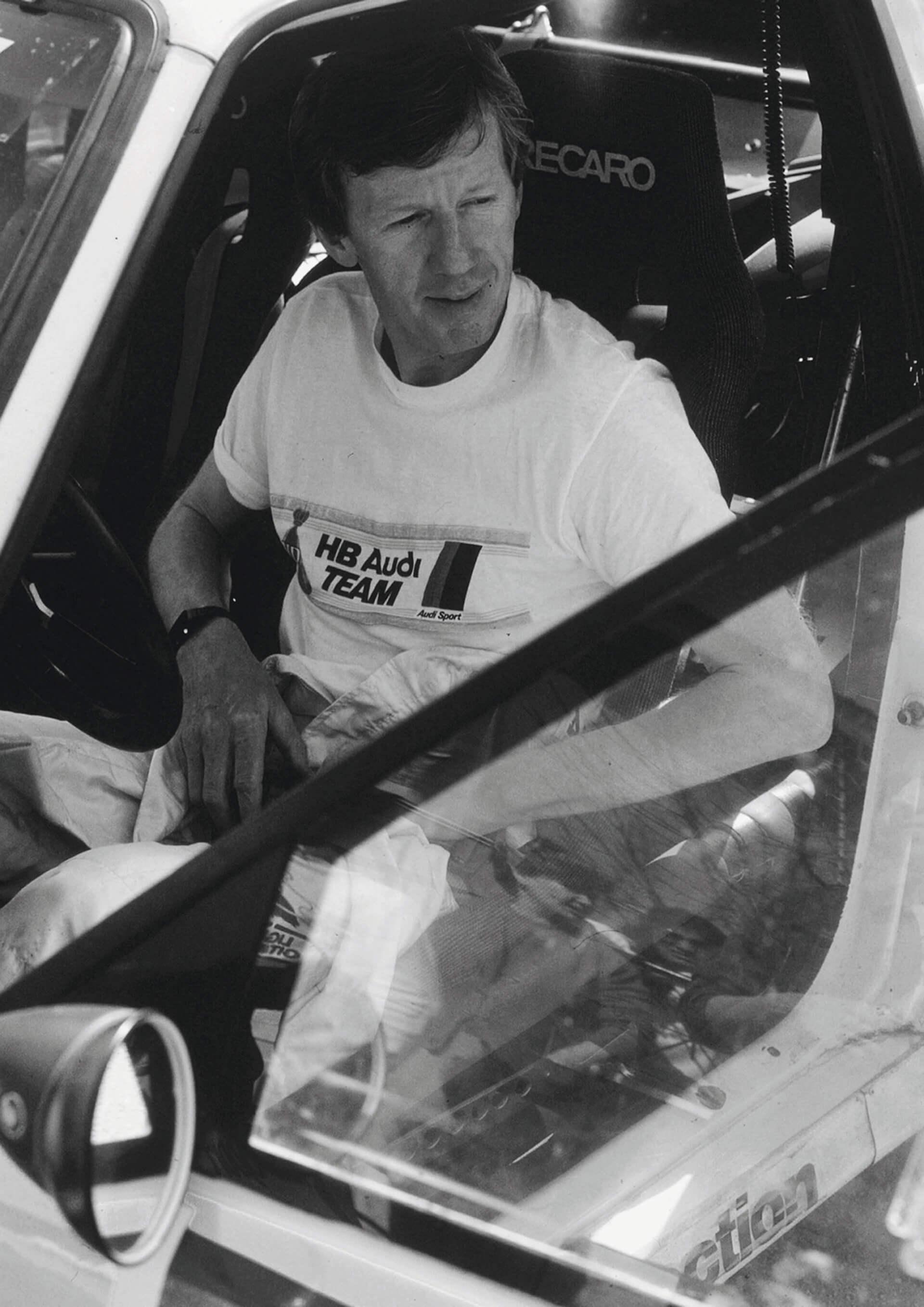 Audi Quattro - Walter Röhrl
