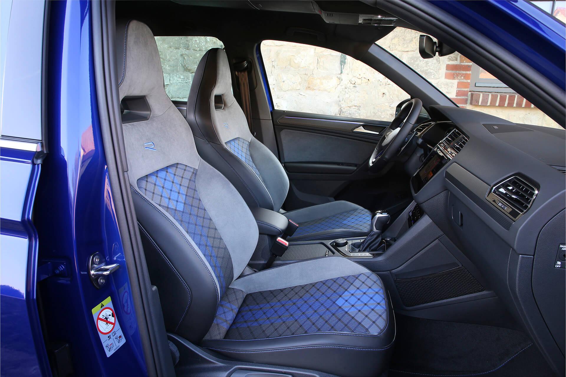 Νέο Volkswagen Tiguan - Εσωτερικό - Καθίσματα