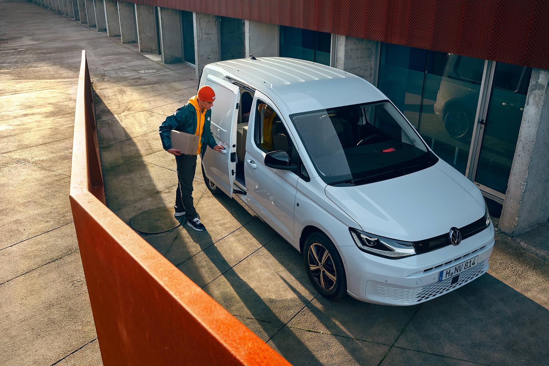 Νέο Volkswagen Caddy