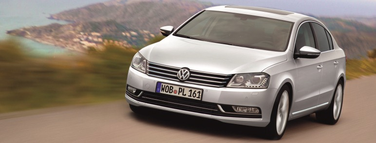 VW Passat New