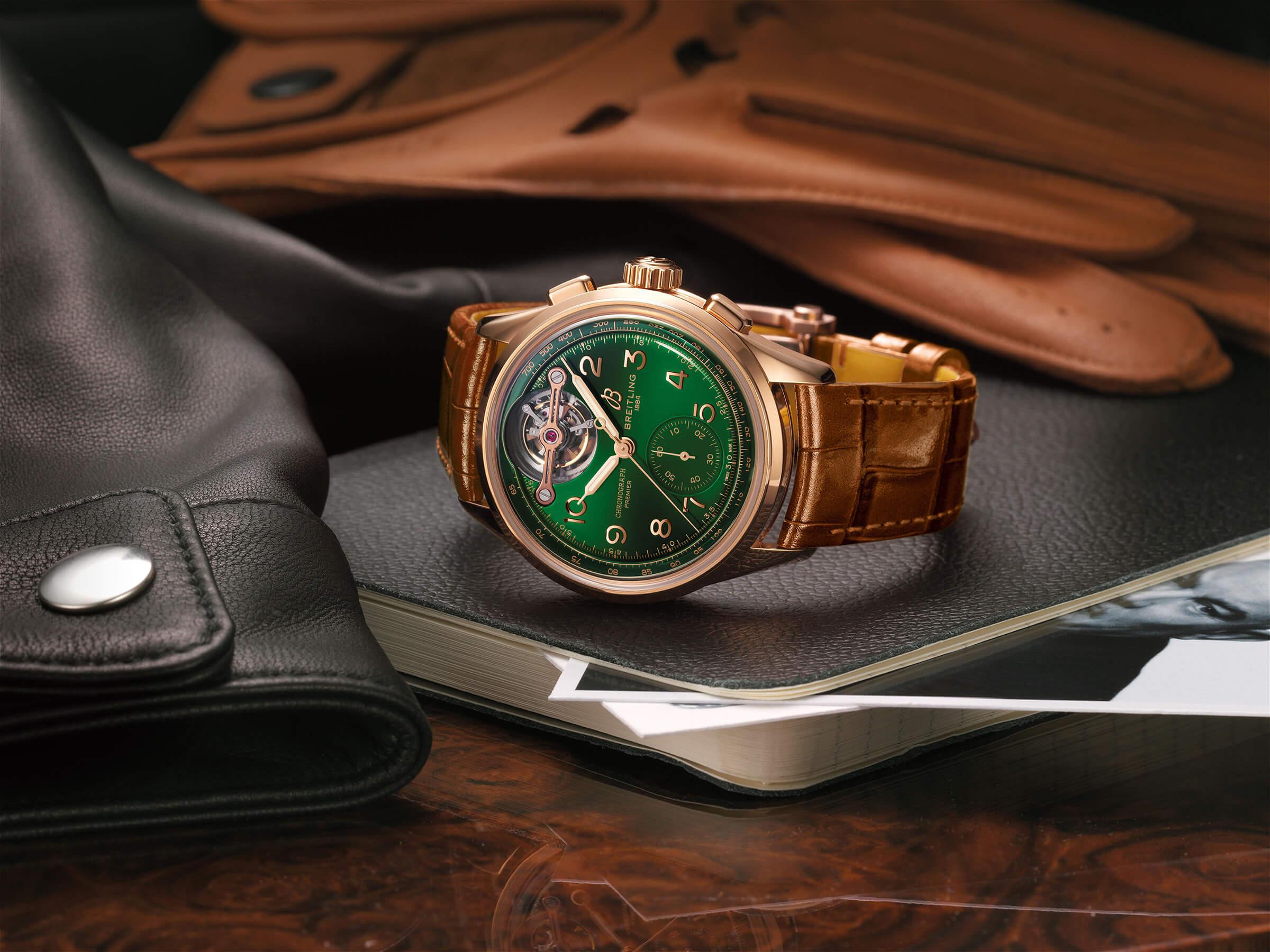 BENTLEY Premier B21 Chronograph Tourbillon 42 Bentley Limited Edition