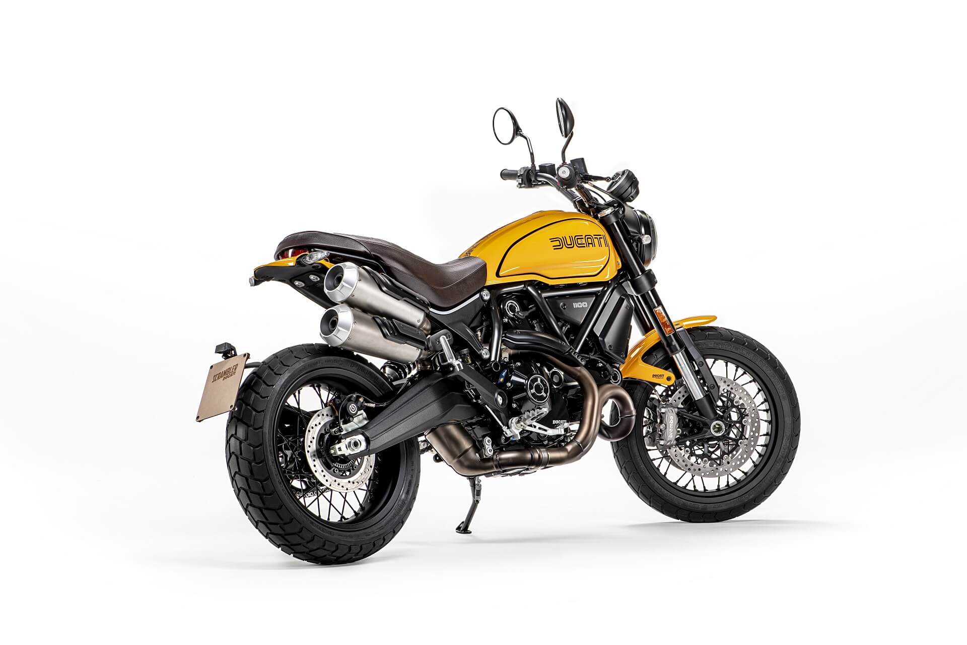 Ducati Scrambler 1100 TributePro