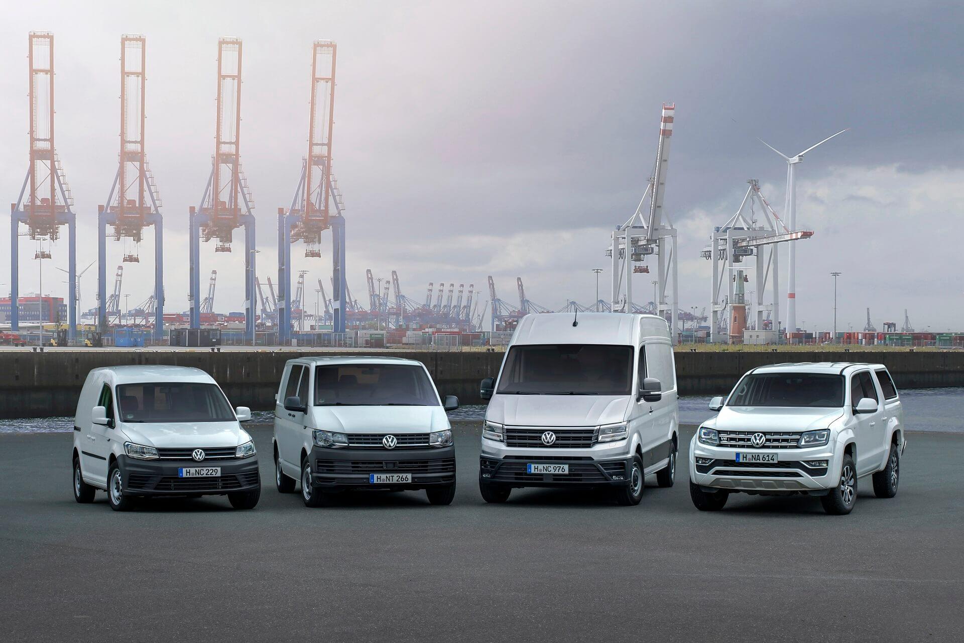 Στόλος - Volkswagen Επαγγελματικά οχήματα