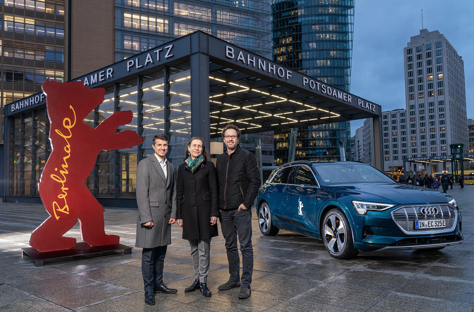 H Audi στην 70η Berlinale