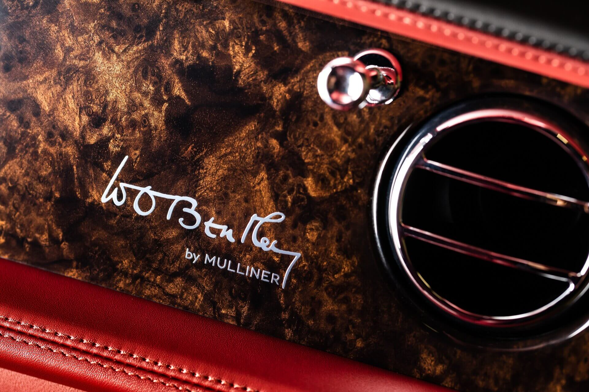 Bentley Mulsanne - Η υπογραφή