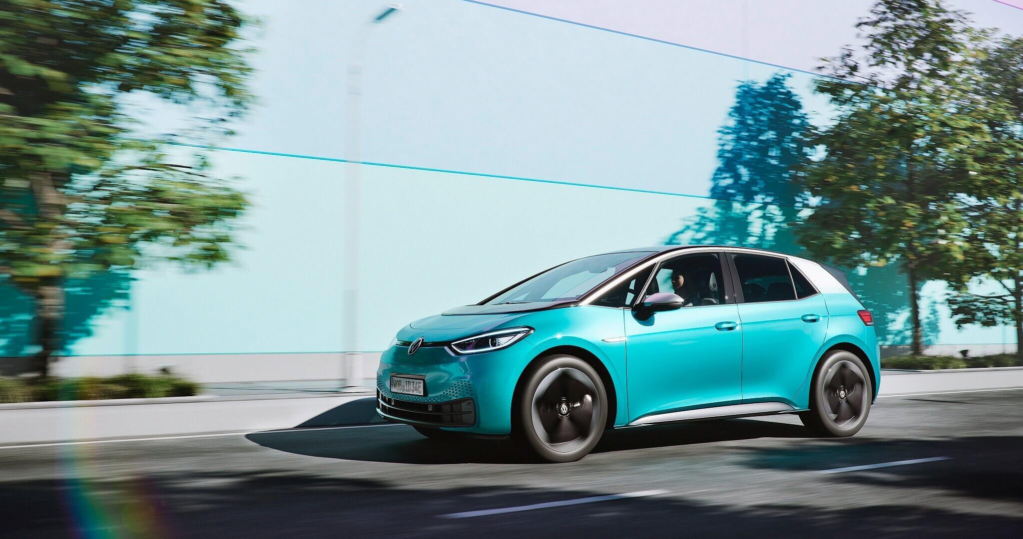 Ηλεκτροκίνηση Volkswagen. Το ID.3 - Πρωτοπόρος μιας νέας εποχής