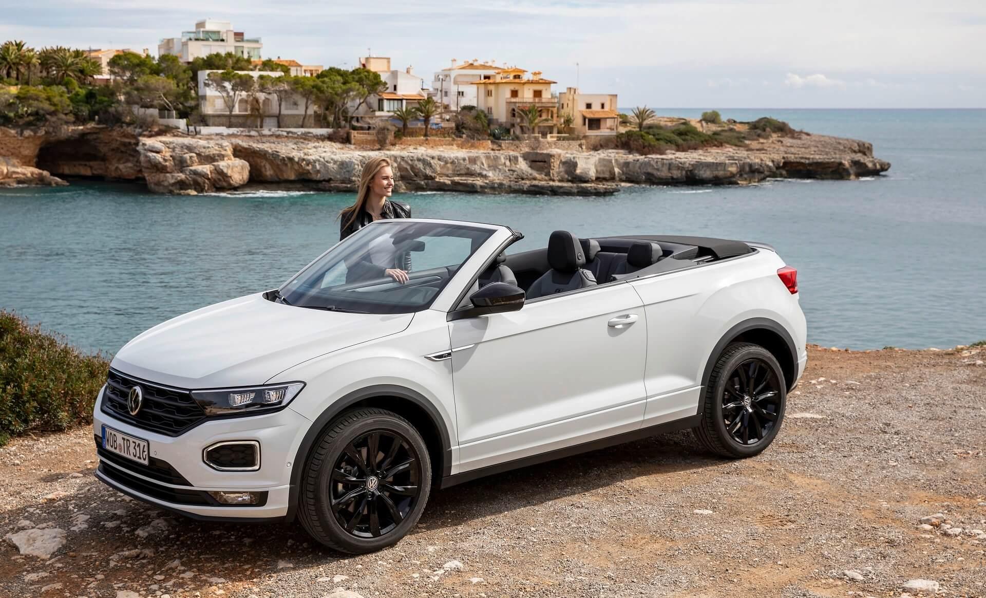 Volkswagen T-Roc Cabriolet - Ελευθερία χωρίς οροφή