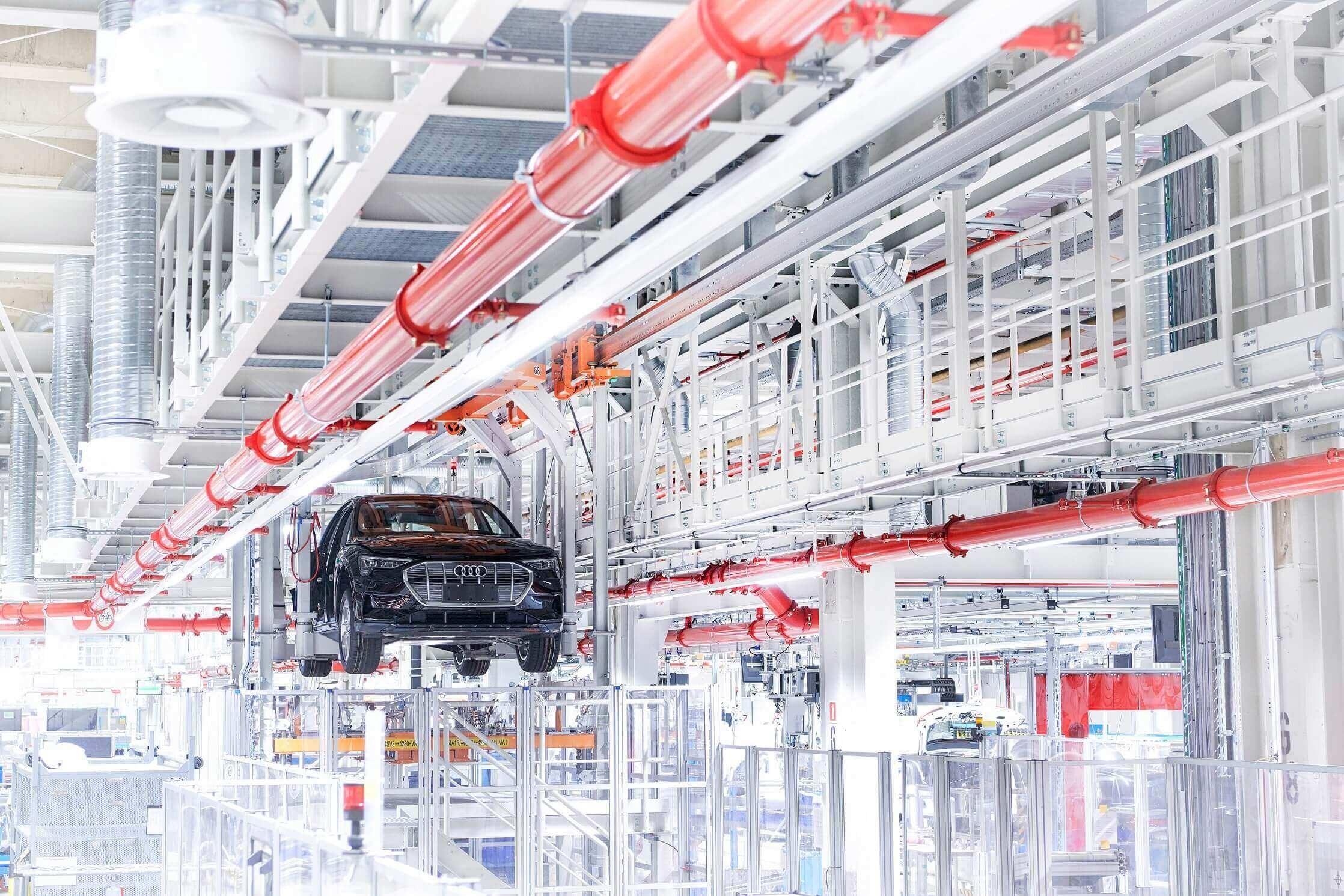AUDI Smart Plant - Győr Ουγγαρίας