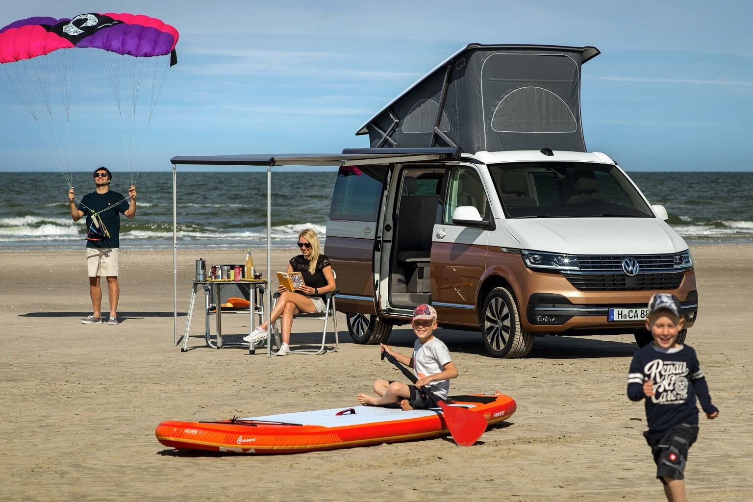 Volkswagen Transporter California 6.1