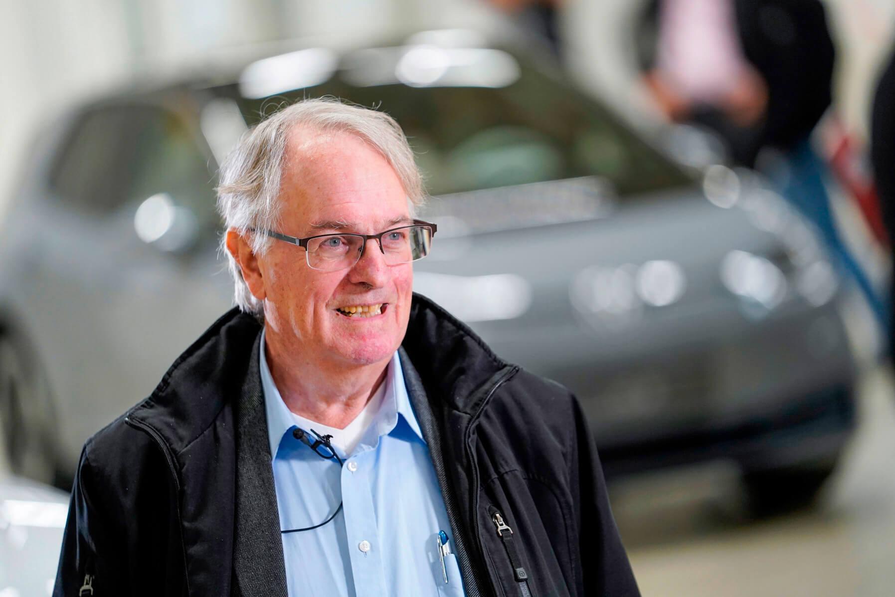 Μ. Stanley Wittingham - Volkswagen Ηλεκτρικά αυτοκίνητα και Λίθιο