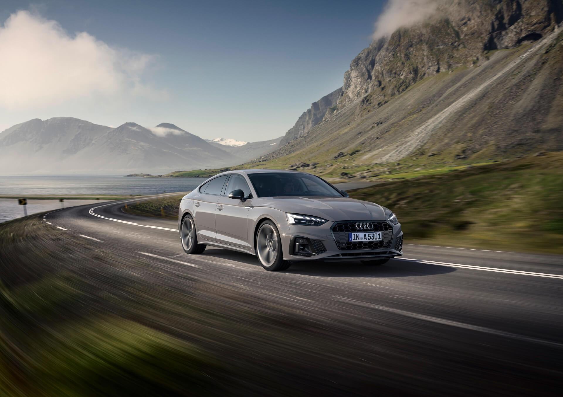 Νέο Audi A5 Sportback