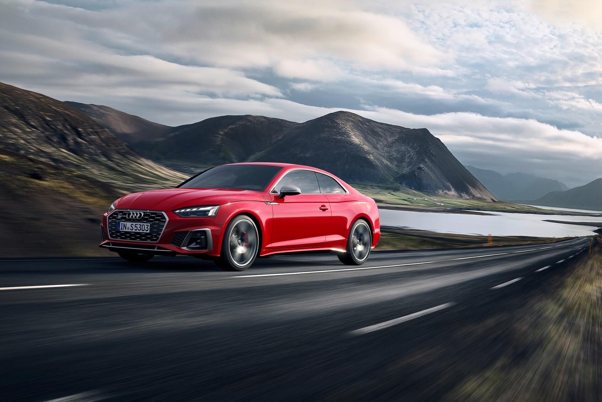 Νέο Audi S5 Coupe TDI