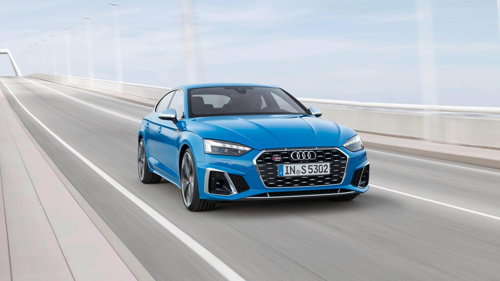 Νέο Audi S5 Sportback TDI