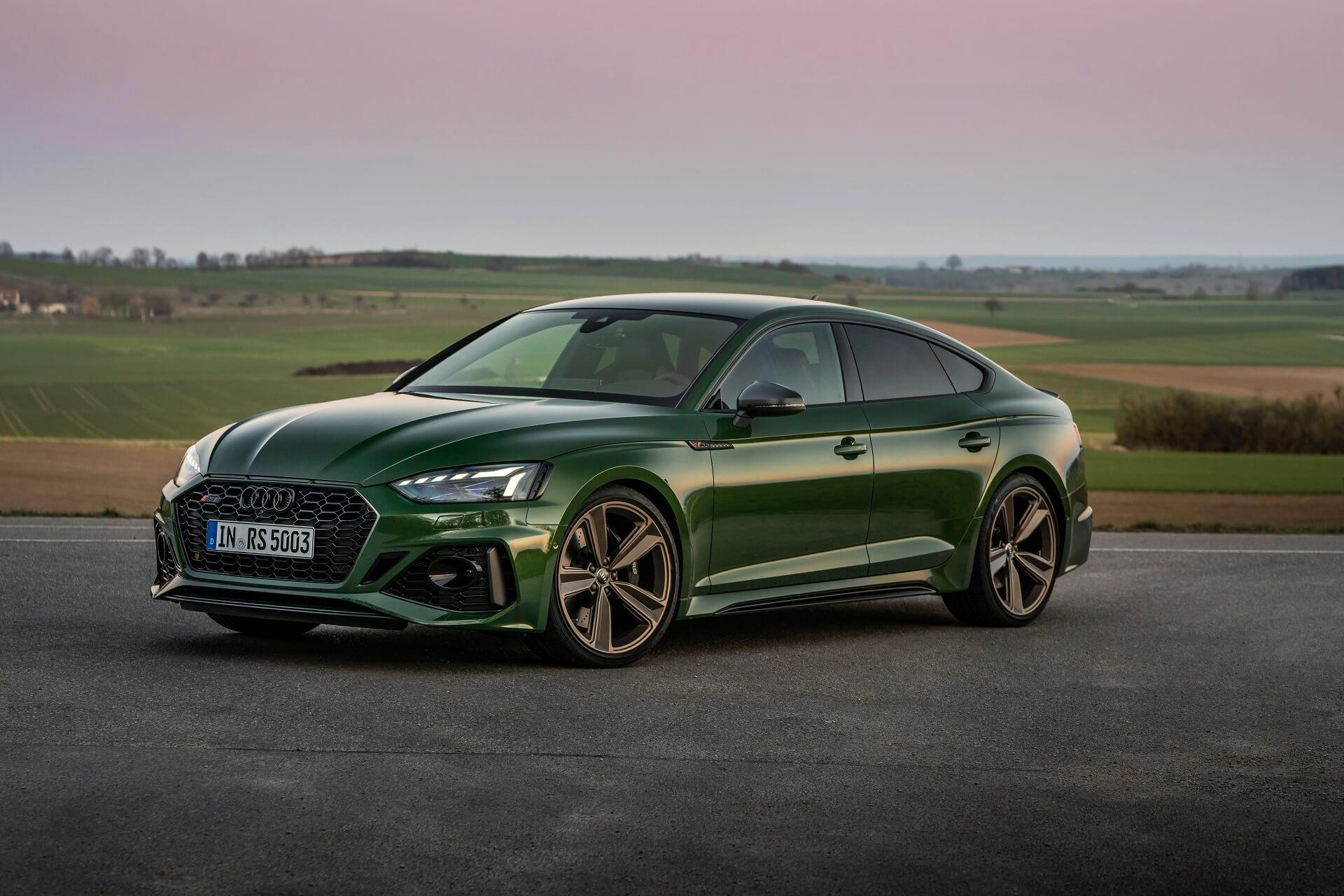 Νέο Audi RS 5 Sportback