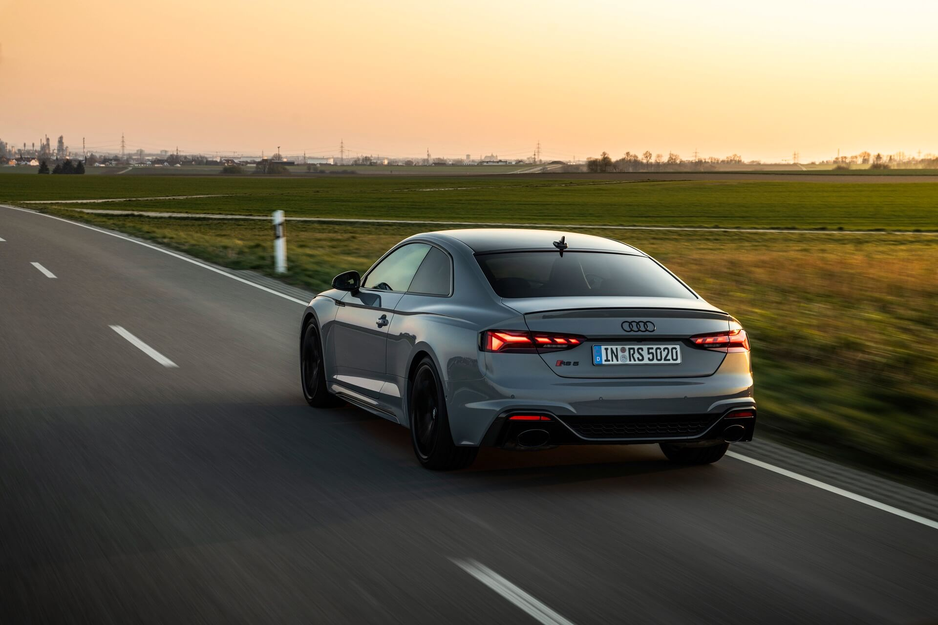 Νέο Audi RS 5 Coupe