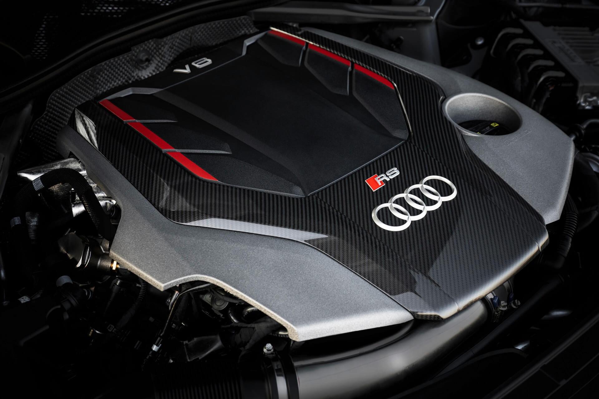 Νέο Audi RS 5 - Κινητήρας