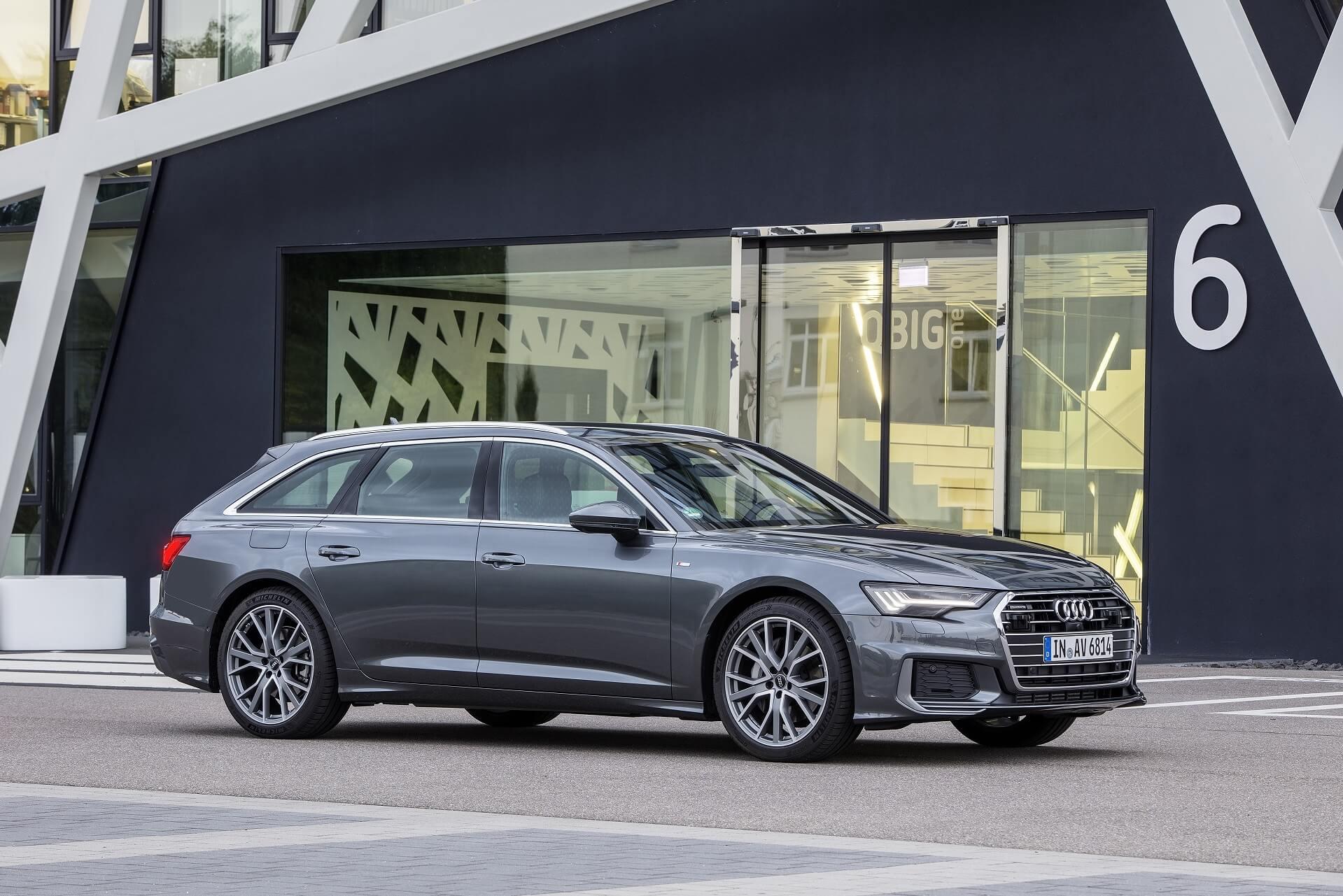 Το Audi A6 Avant