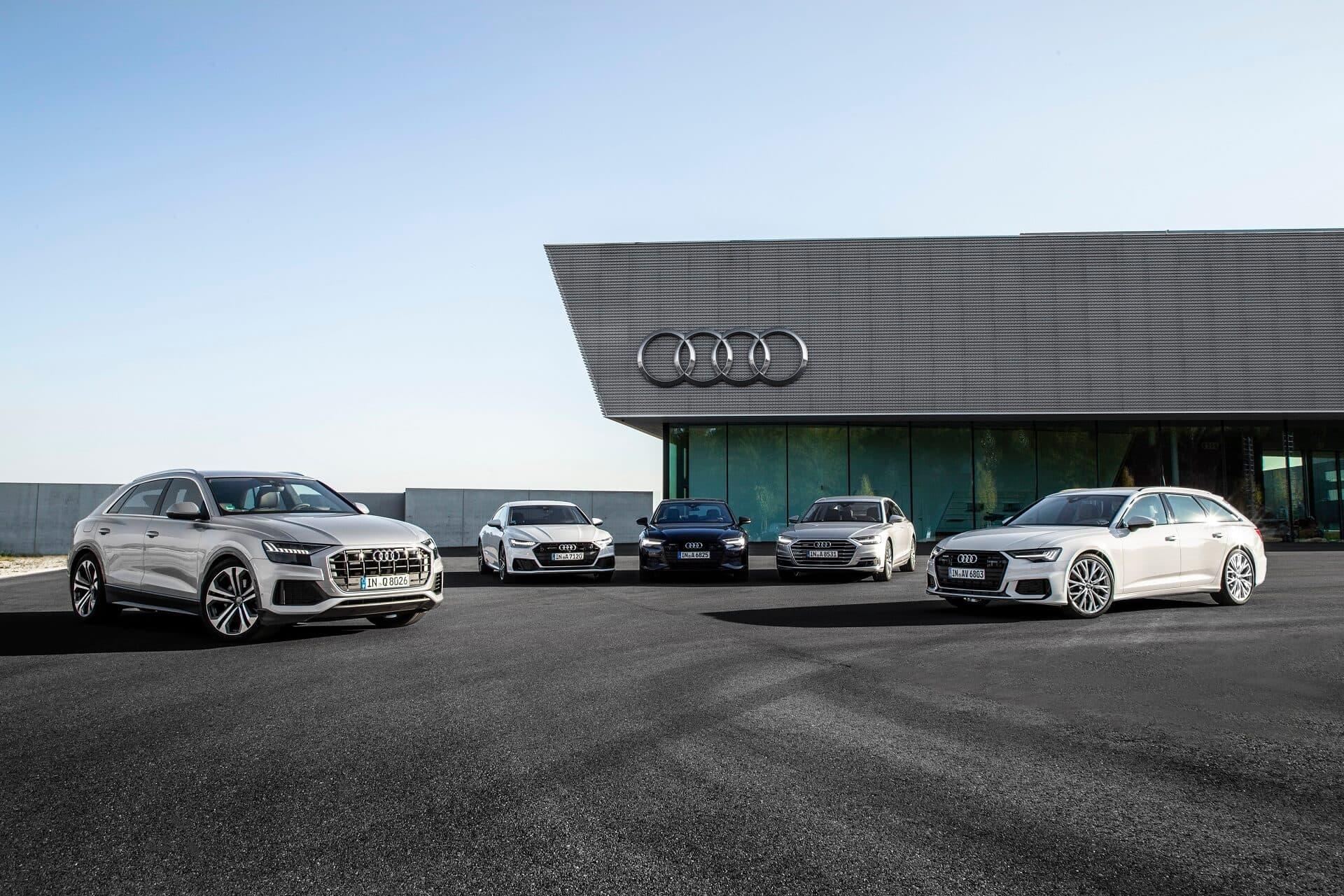 Αυτοκίνητα AUDI - Audi Q8, A8, A7, A6