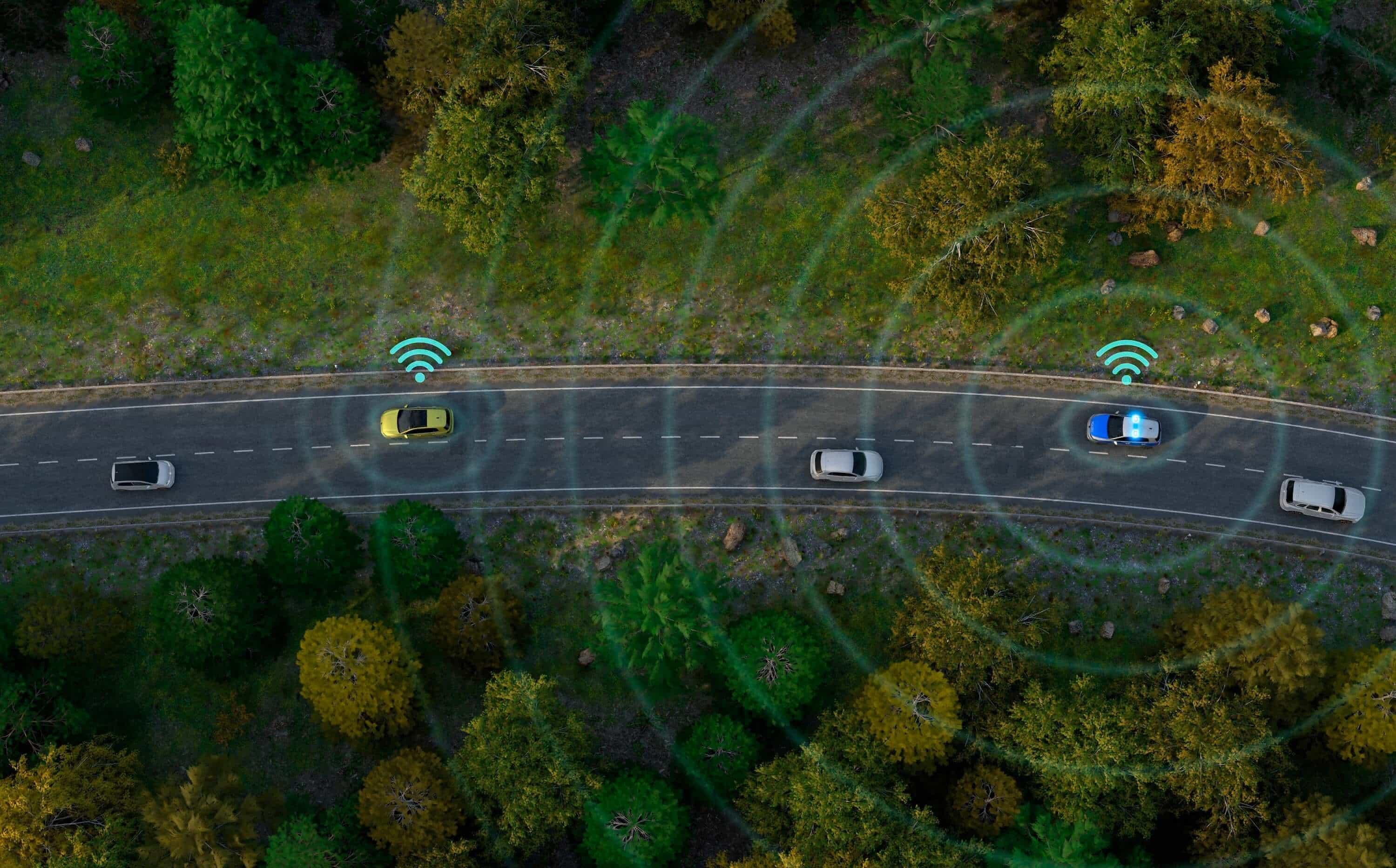 Νέο Volkswagen Golf με λειτουργία ειδοποίησης κινδύνου στην κυκλοφορία