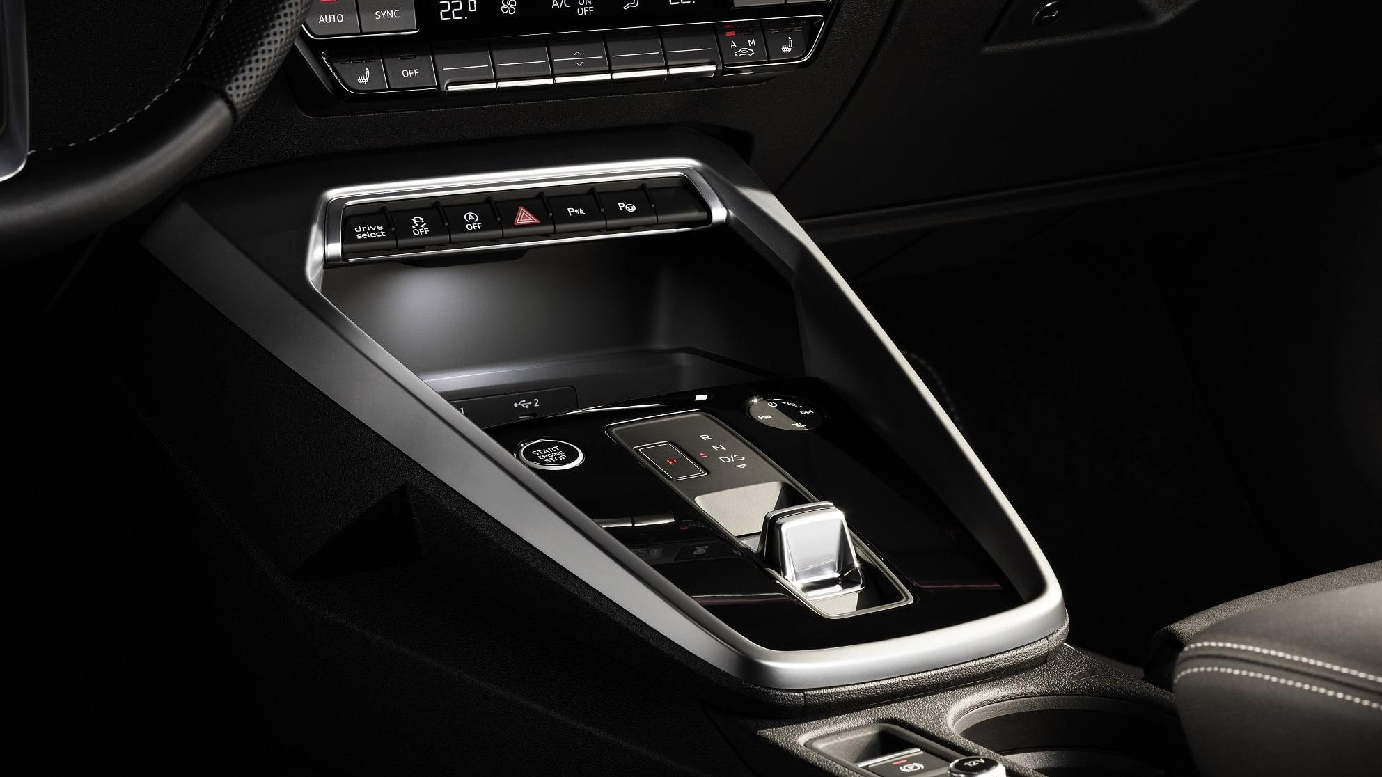 Νέο Audi A3 Sedan - Αυτόματο κιβώτιο S tronic