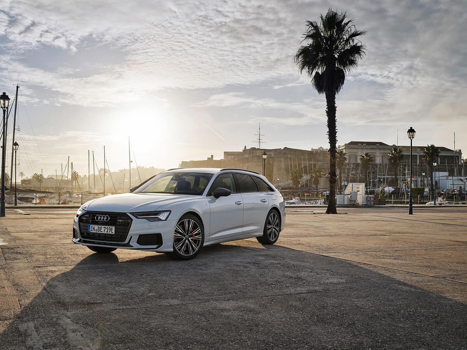 Νέο Audi A6 Avant TFSI e quattro - Εμπρός όψη
