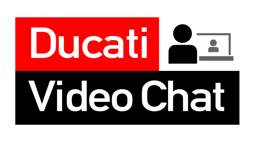 Ducati Video Chat - Logo