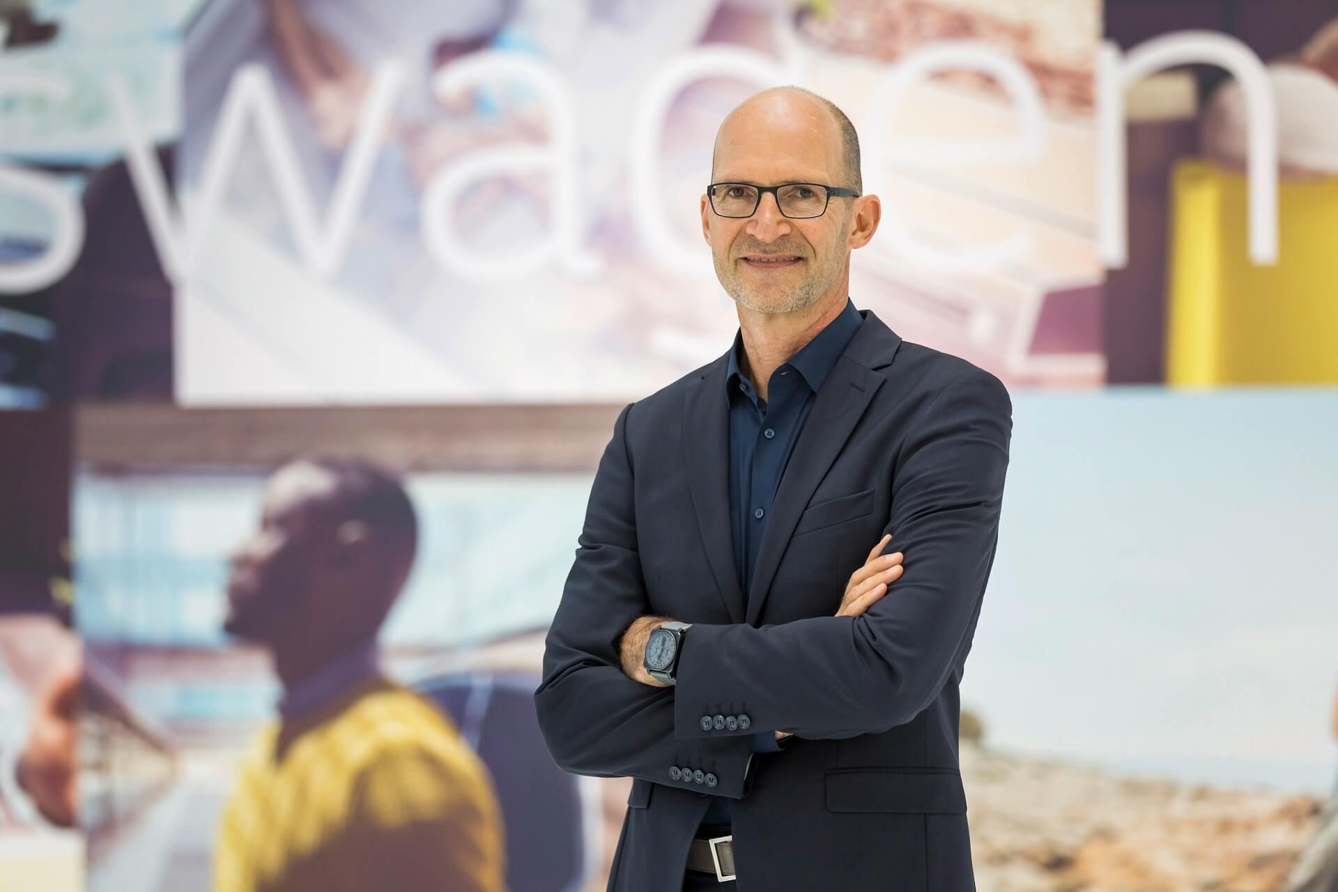 Volkswagen - Klaus Bischoff, Head of Design