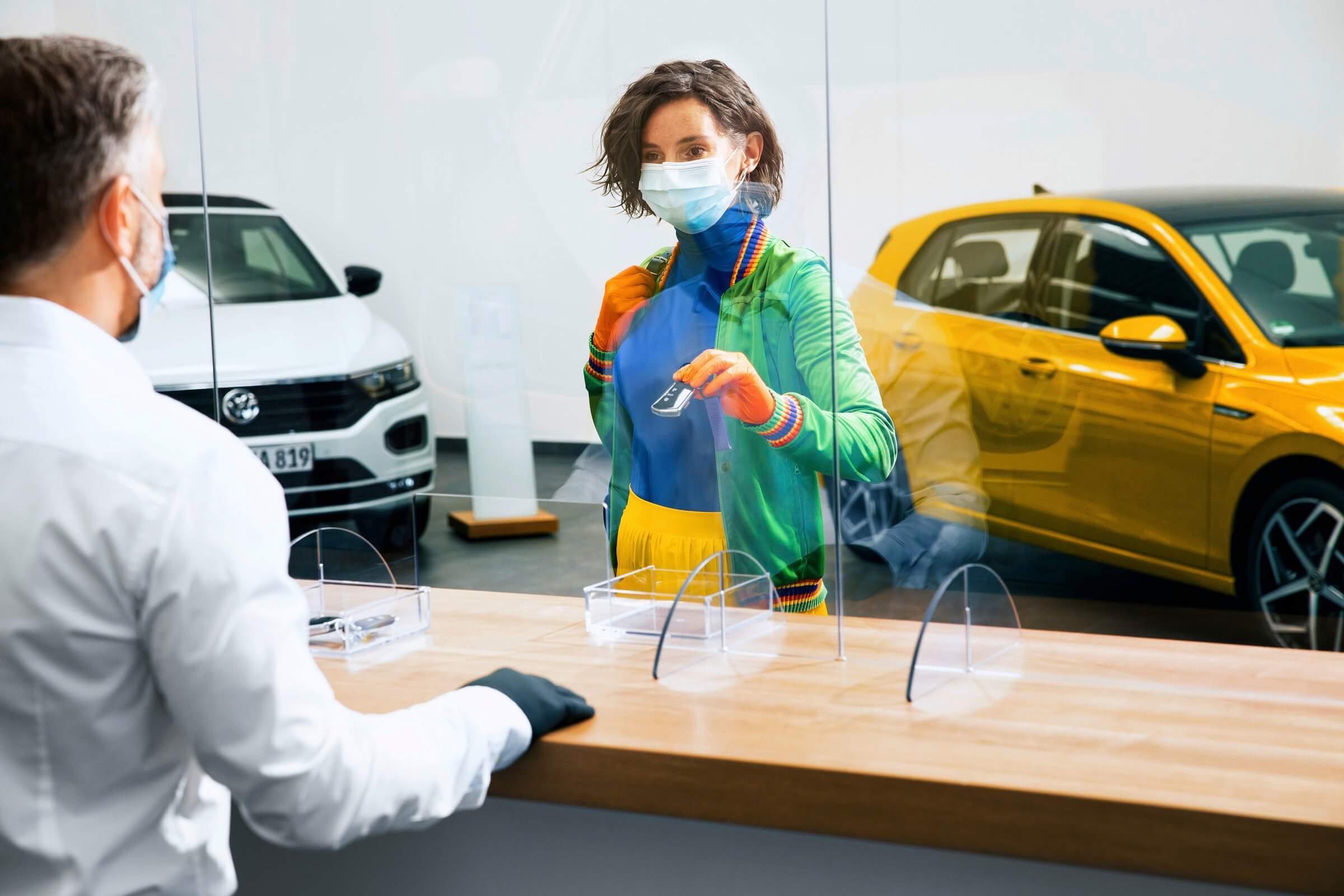 Δίκτυο Kosmocar - Επέκταση εγγύησης 3 μηνών - Υποδοχή Volkswagen service με μέτρα προστασίας COVID19