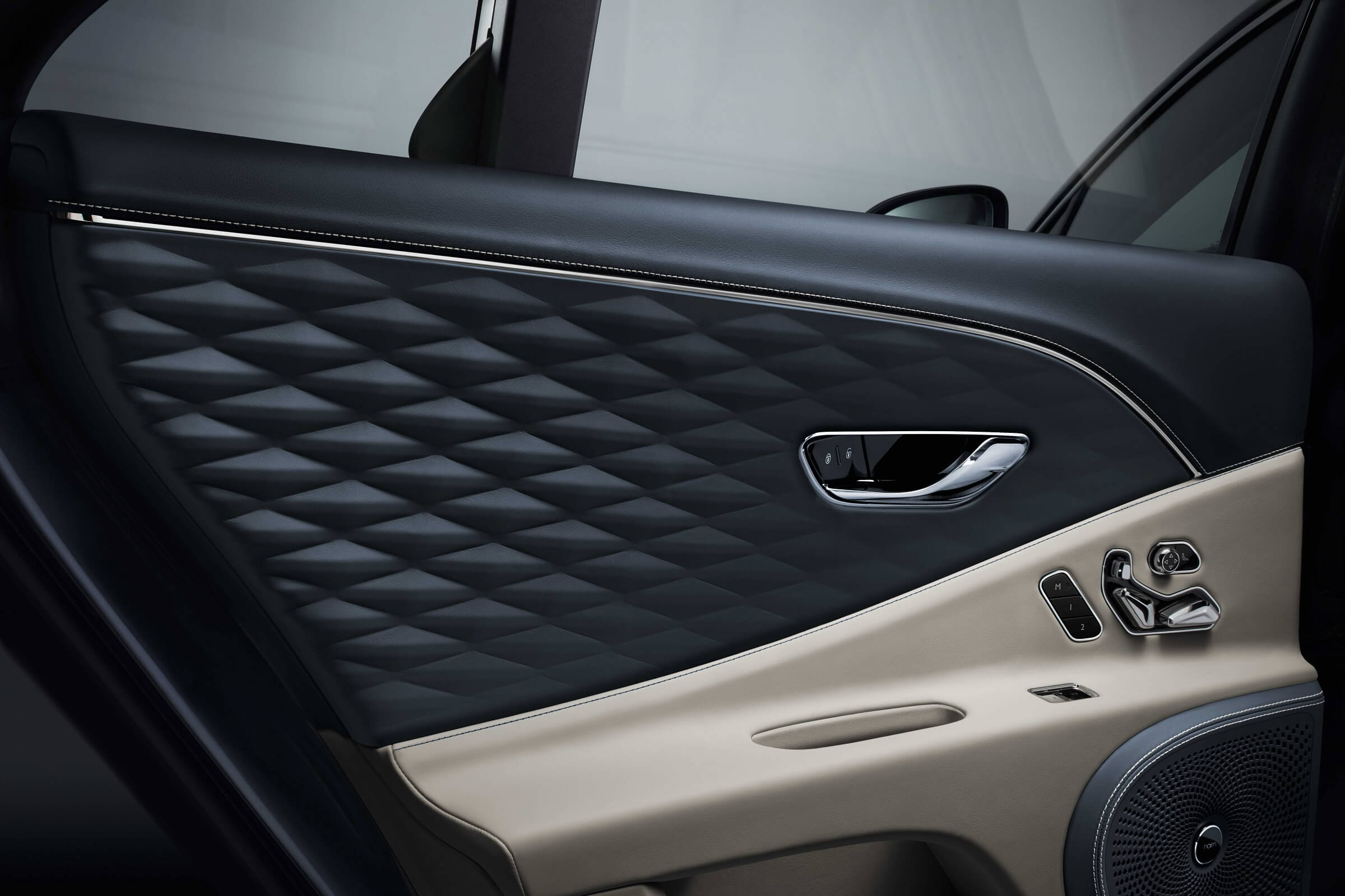 Bentley - Metrology - Flying Spur - 3D leather