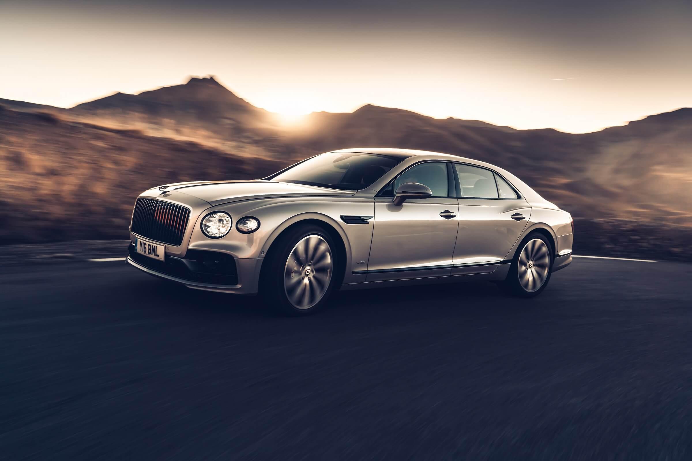 Bentley - Metrology - Flying Spur