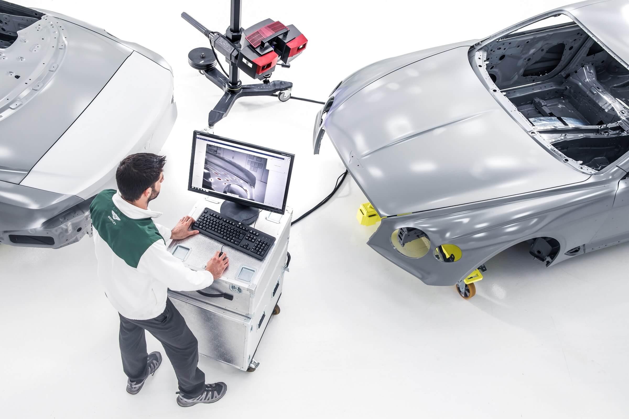 Bentley Μετρολογία